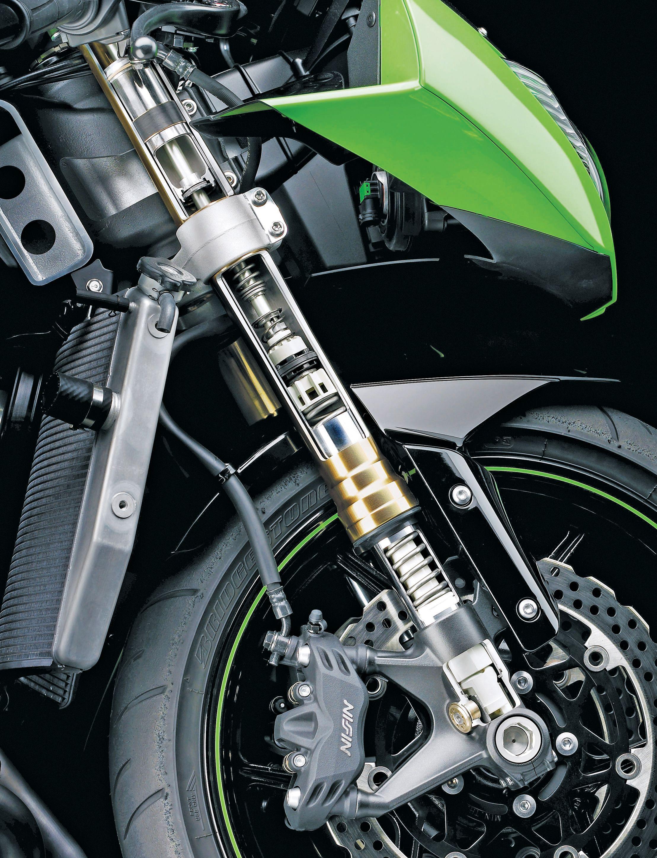 2009 Kawasaki Ninja ZX-6R Motorcycle Review   Cycle World