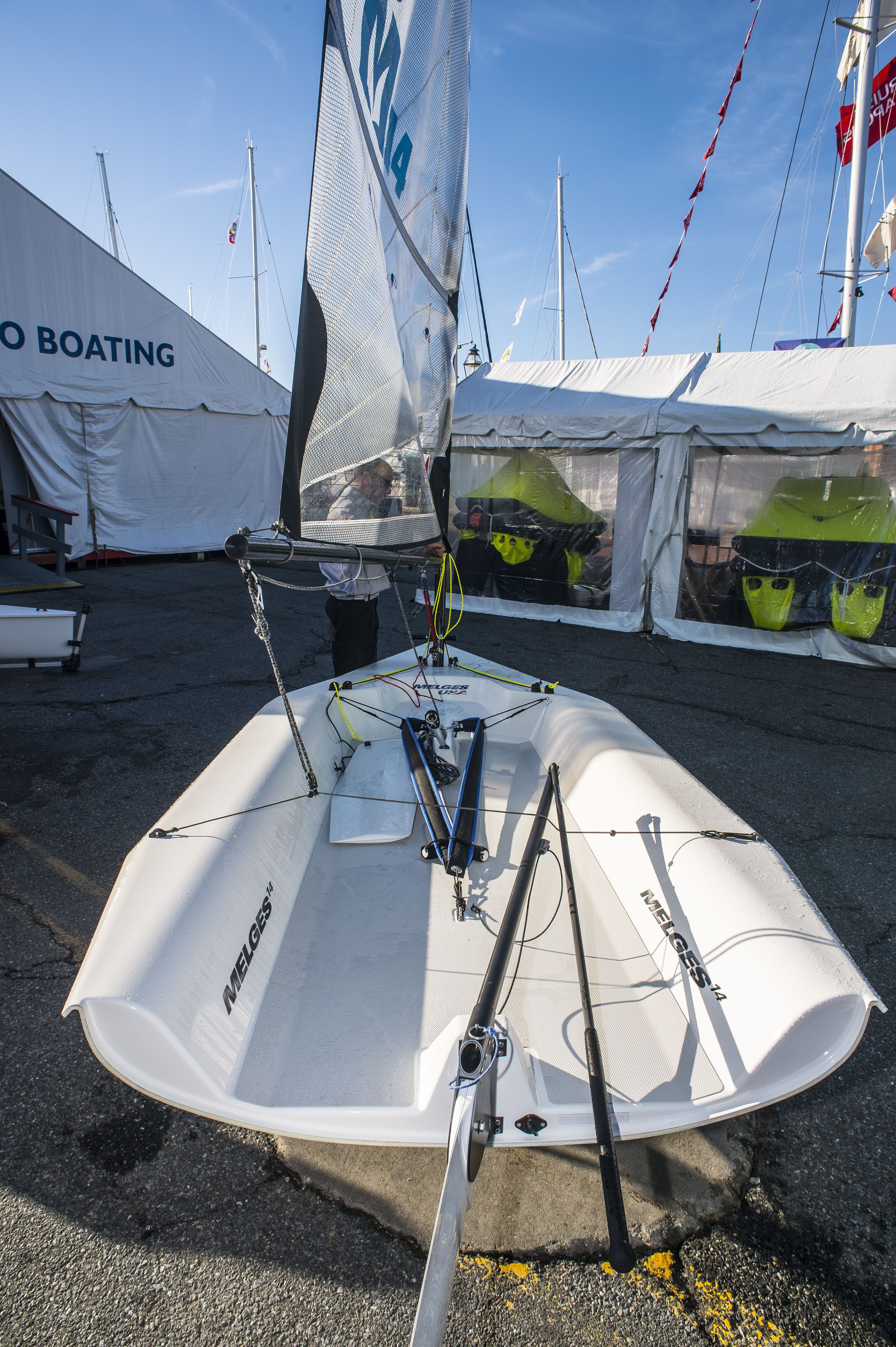 Best Dinghy Sailboat, Melges 14 Review | Sailing World