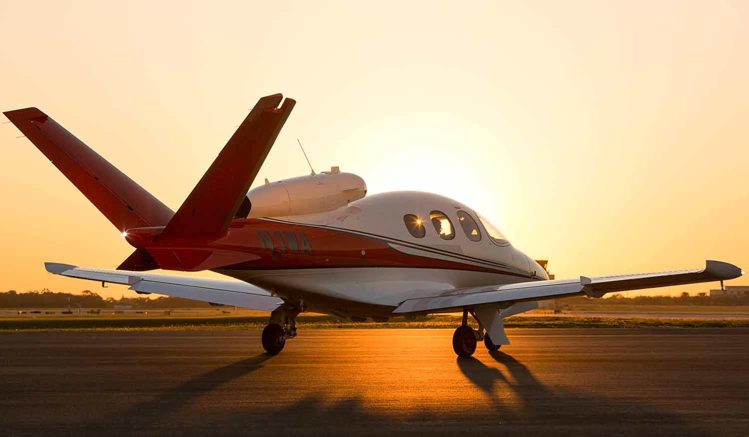 We Fly: Cirrus SF50 Vision Jet | Flying