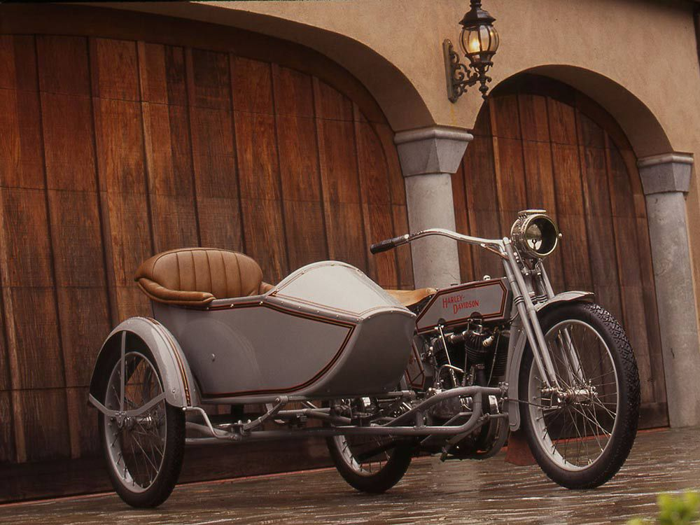Sidecars Are Back   Cycle World