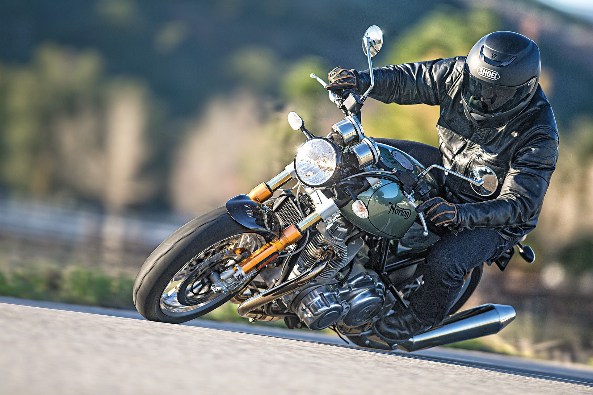 2015 Norton Commando 961 Sport Motorcycle Review | Cycle World