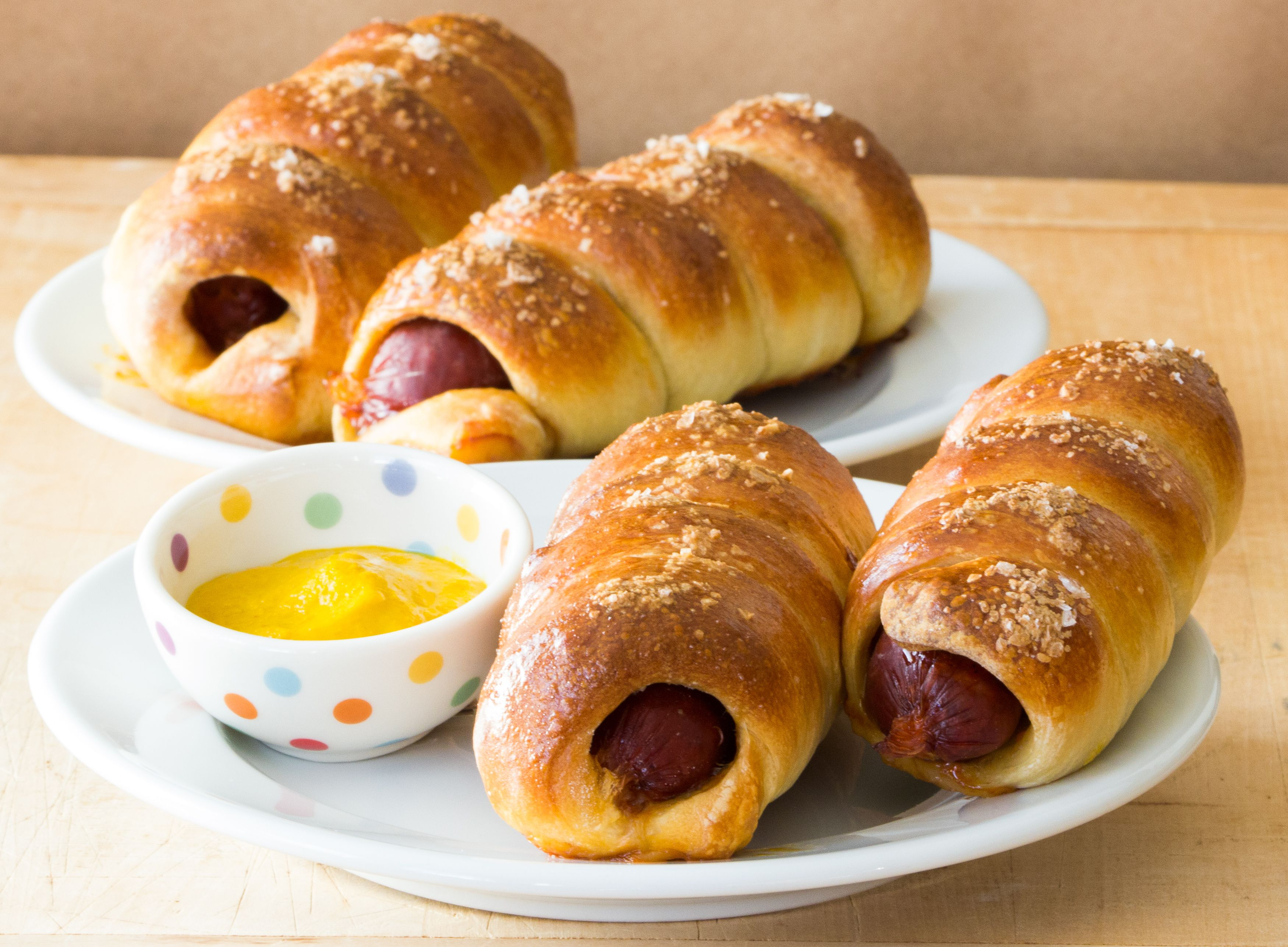 Recipe For Sausages In Blankets The Boston Globe