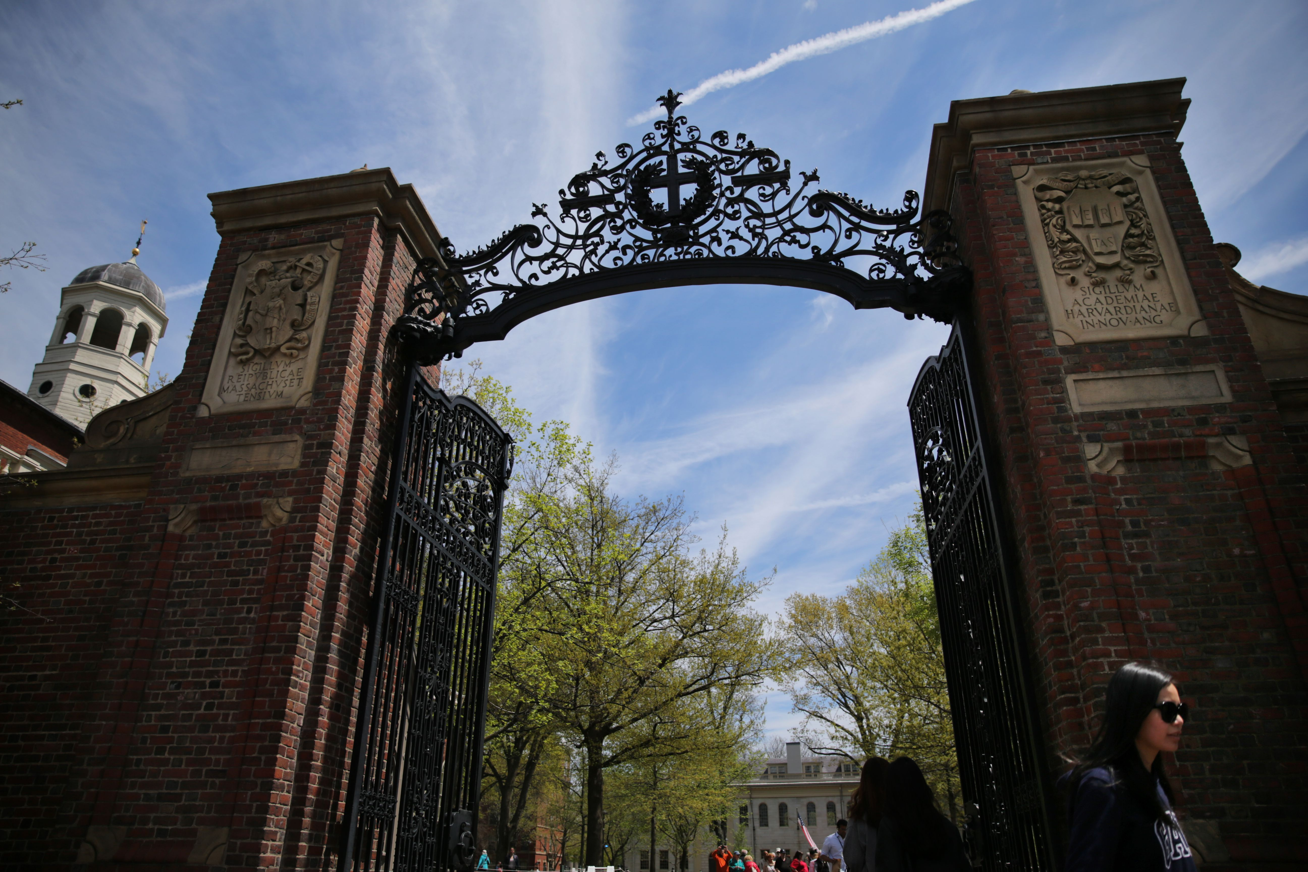 Increasing diversity is a challenge at Harvard graduate schools
