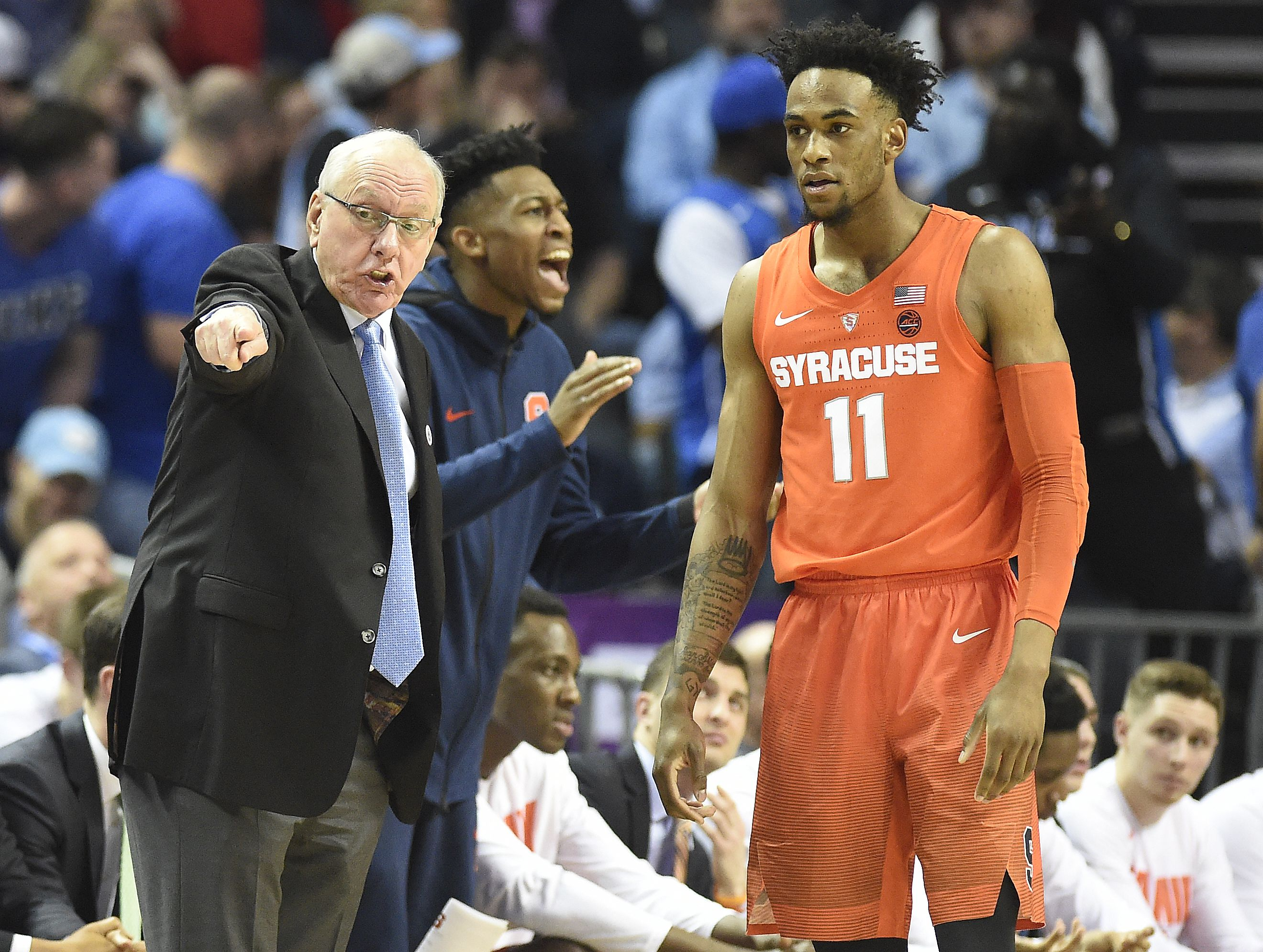Syracuse Coach Jim Boeheim Has No Plans To Retire No End Game Strategy Syracuse Com