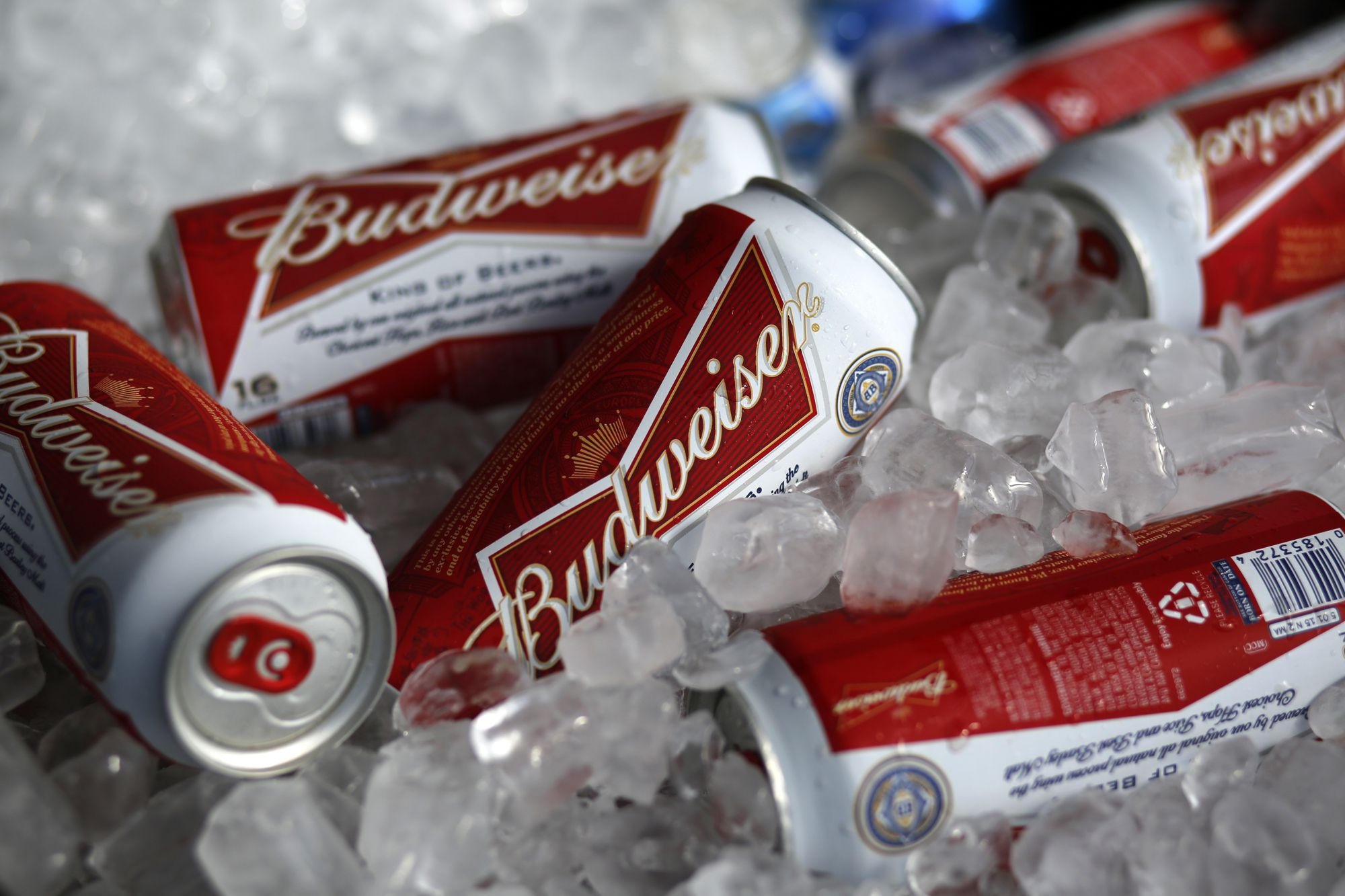 Bars and packies got free equipment to push Budweiser, state