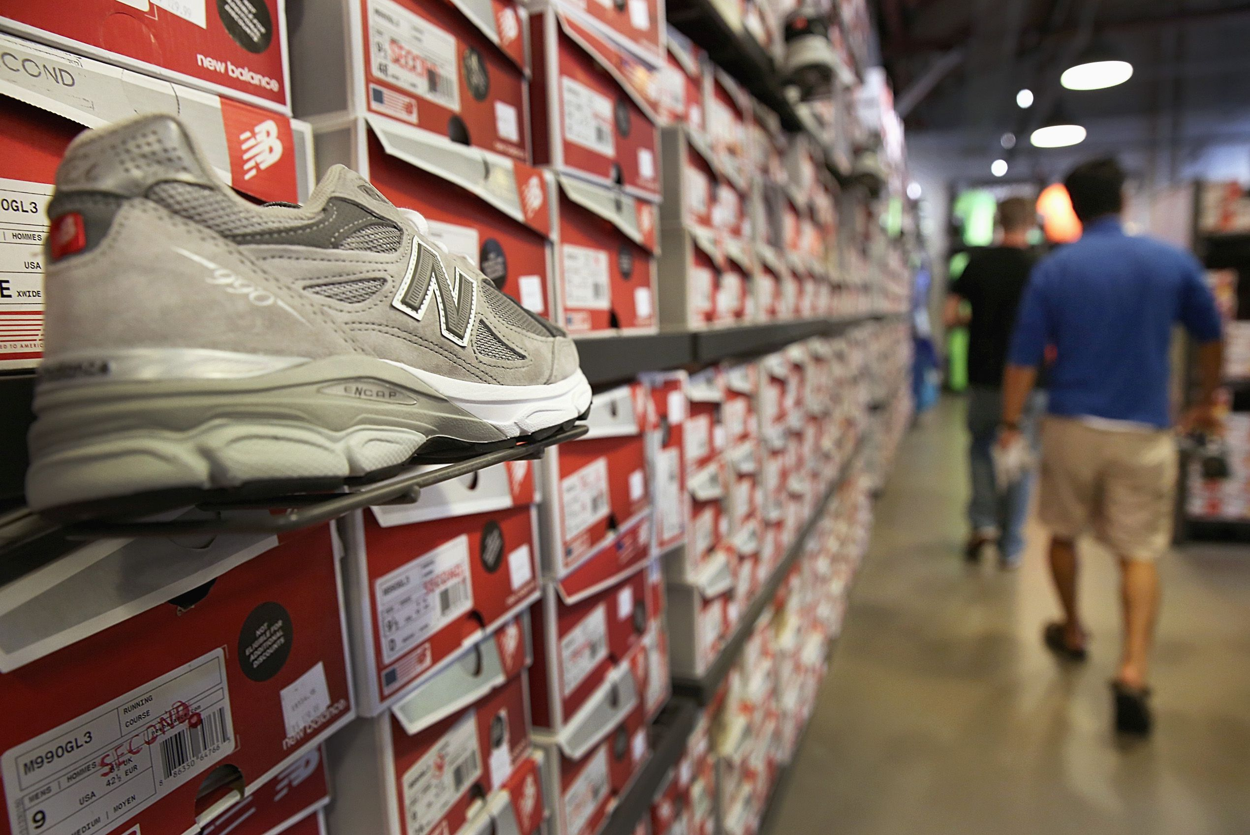 check out 1ff84 435c0 New Balance's 990 may be old and gray, but it's here to stay ...