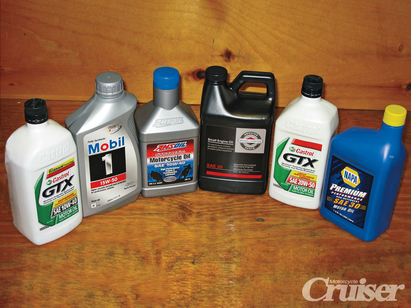 The Beginners Guide to Motorcycle Oils | Motorcycle Cruiser