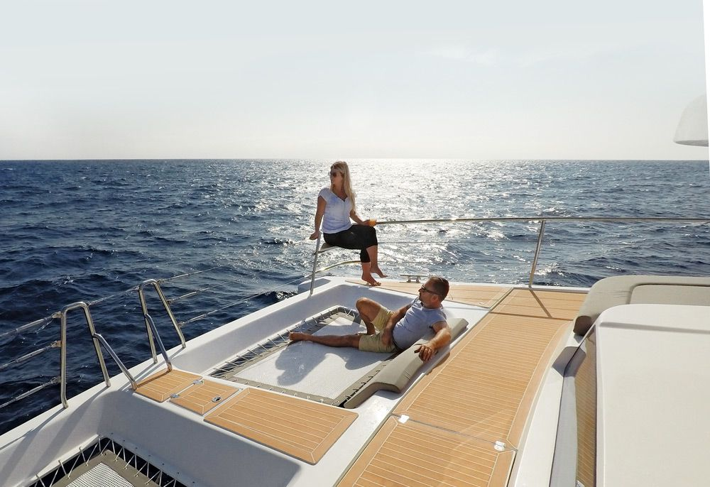 Silent Yachts 55 - The Quiet Powercat   Yachting