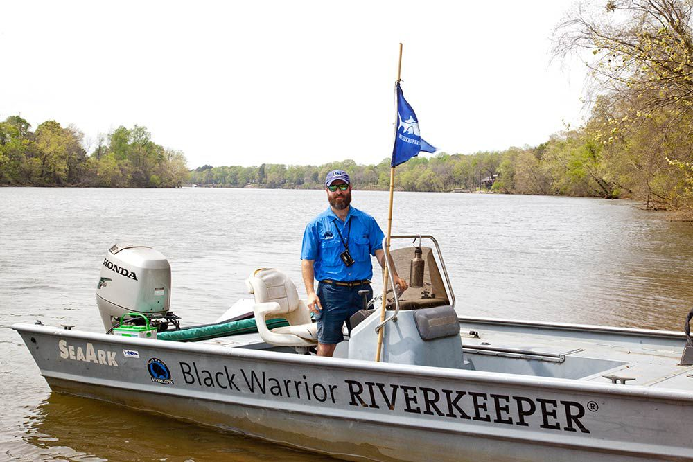 Meet the Riverkeeper: How One Outdoorsman and Conservationist is