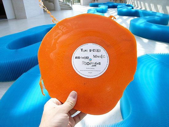 The Best Way To Keep Vinyl Records Alive? Make Them Yourself