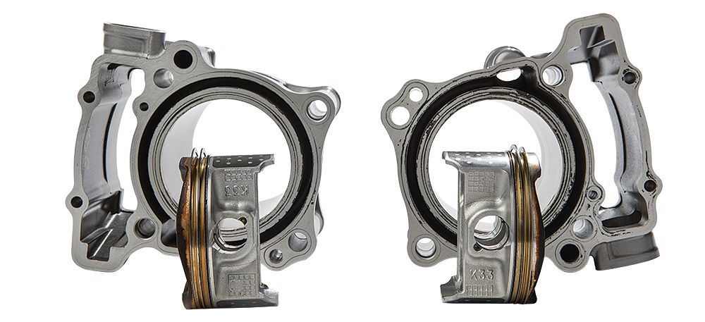 Does how you break-in your new motorcycle engine really