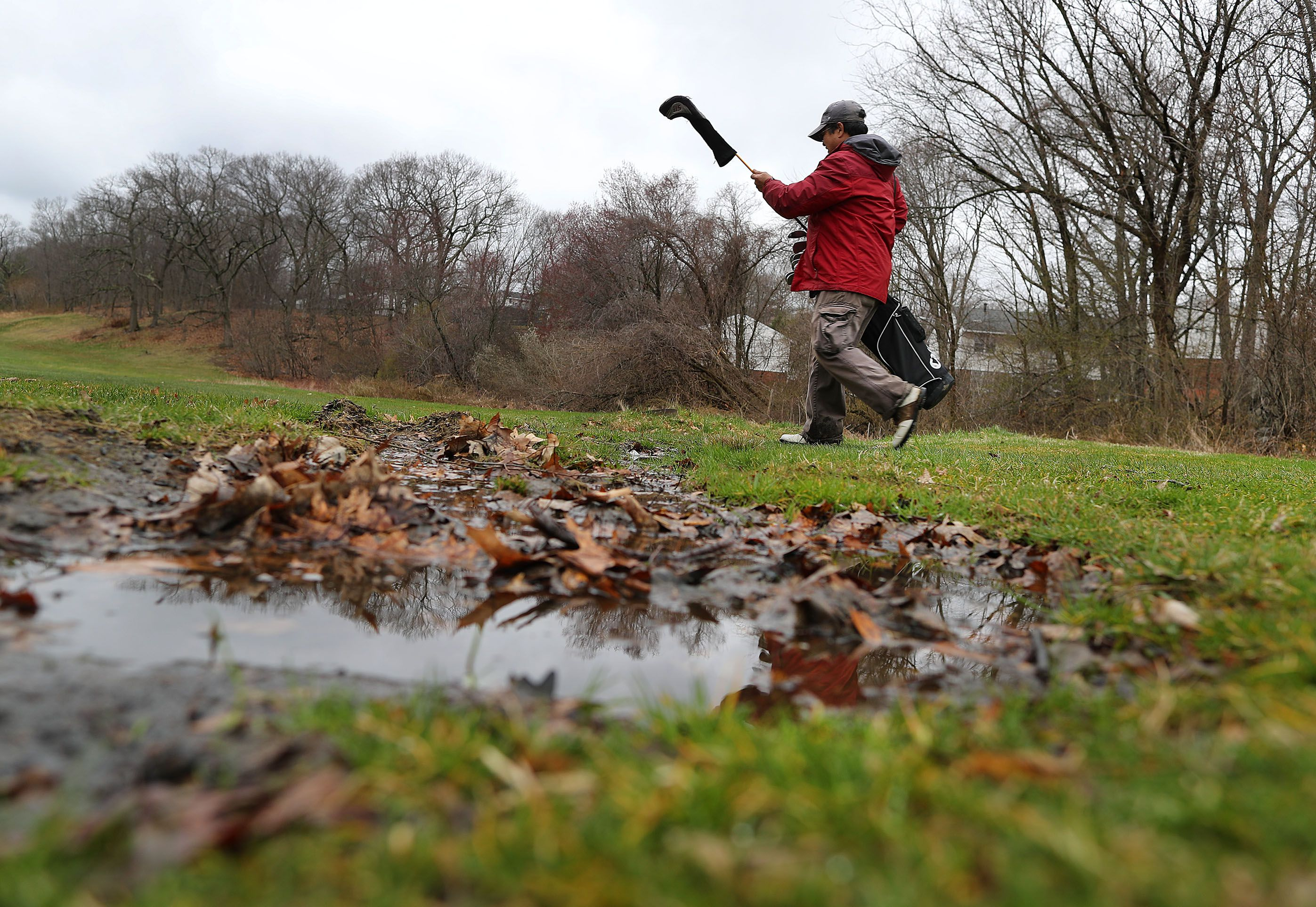 Hey — what happened to spring? - The Boston Globe