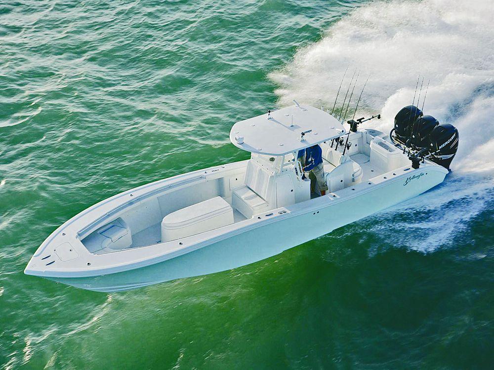 Top 50 Modern Center Console Fishing Boats | Salt Water Sportsman