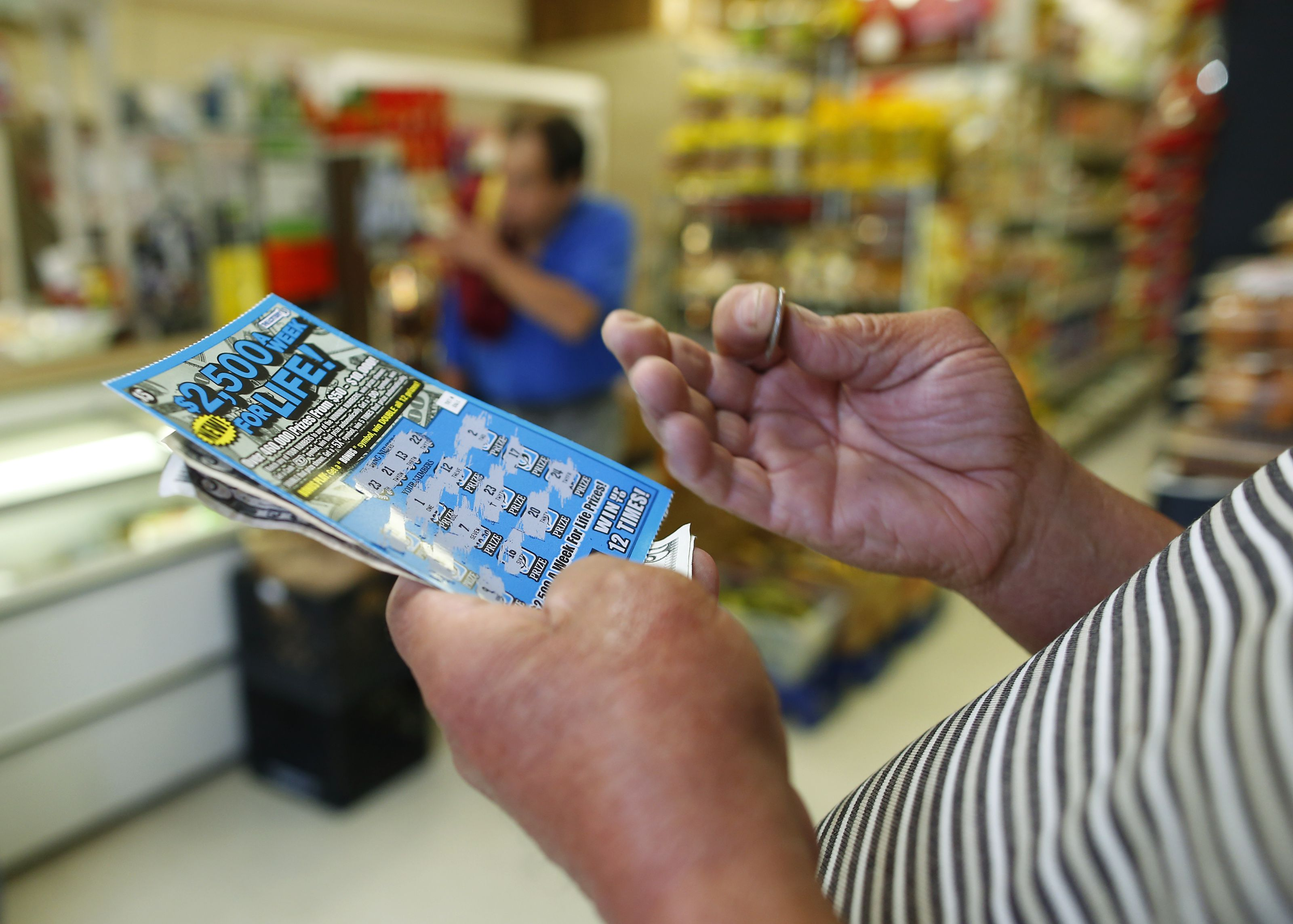 Best chance to win big at Mass  lottery? Expensive scratch
