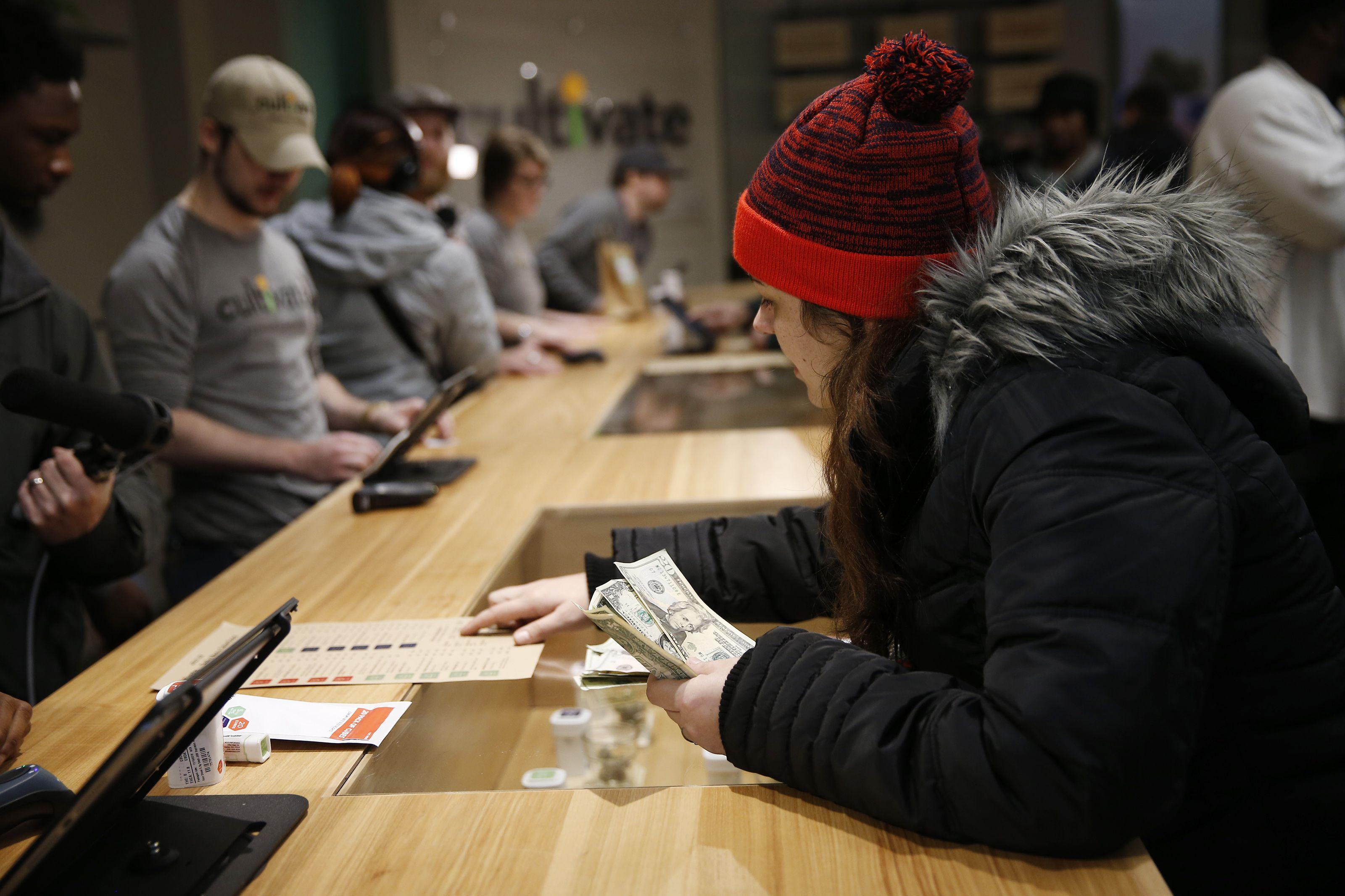 Windfall, they said  Why Massachusetts marijuana taxes are