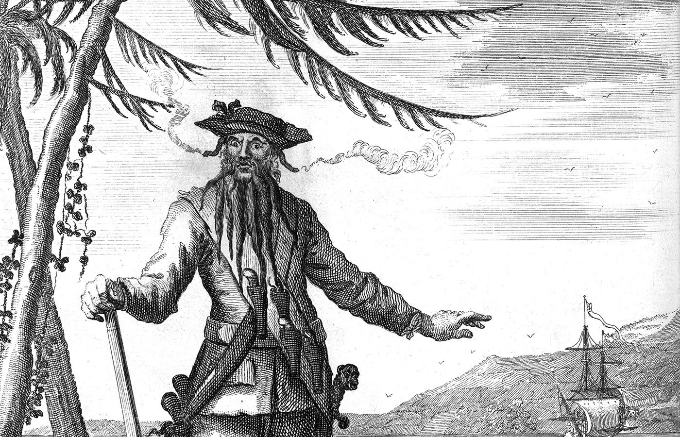 The surprising history of American pirates - The Boston Globe