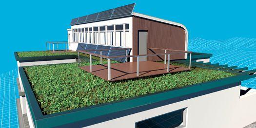 Green Dream: Installing a Rooftop Garden | Popular Science