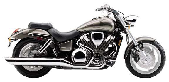 Road Test: Honda VTX1800C Motorcycle | Motorcycle Cruiser