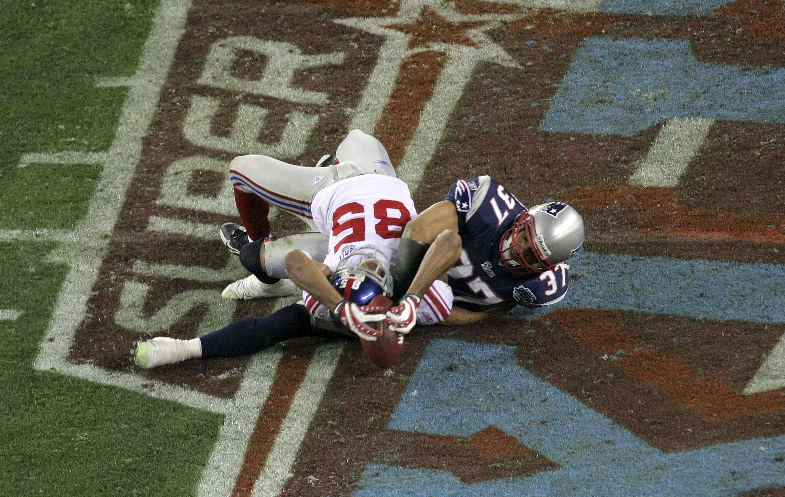 90528ef8 David Tyree's Super Bowl catch just a footnote in his life - The ...