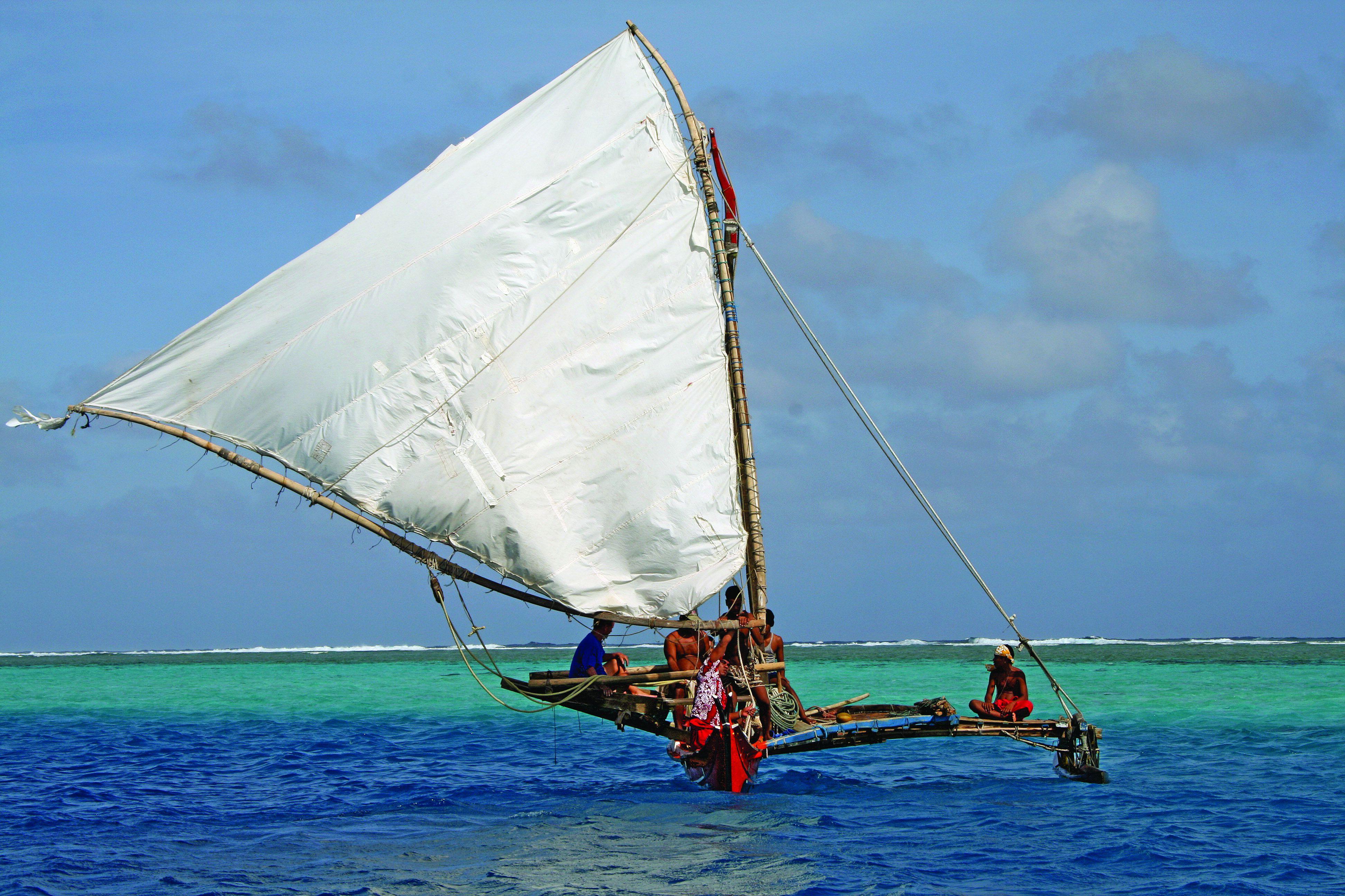 Magic and Mystery in Micronesia | Cruising World