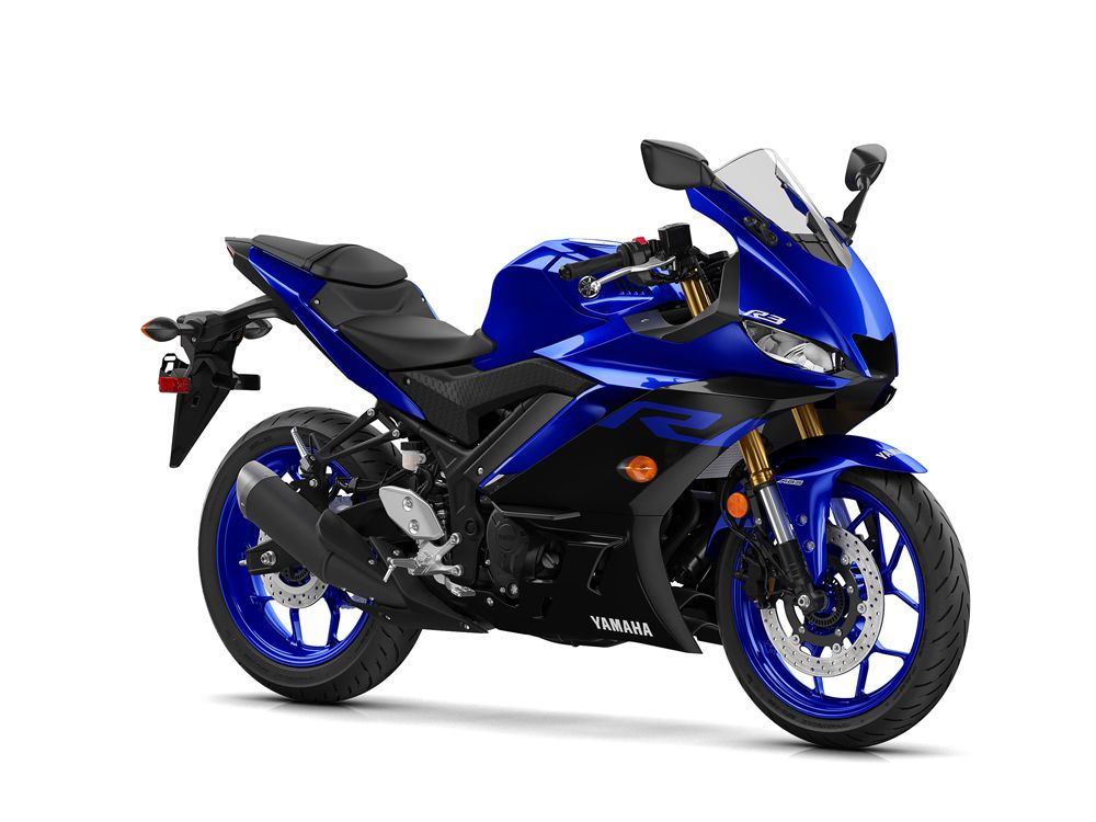 Yamaha YZF-R3 Gets Upgraded For 2019 | Cycle World