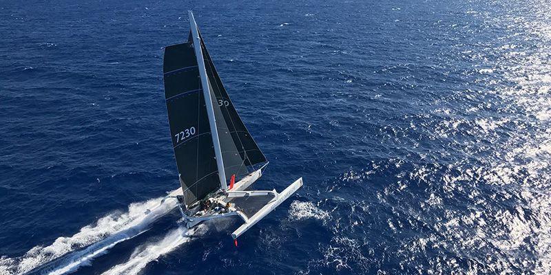 Mighty Merloe Smashes Transpac Record | Sailing World
