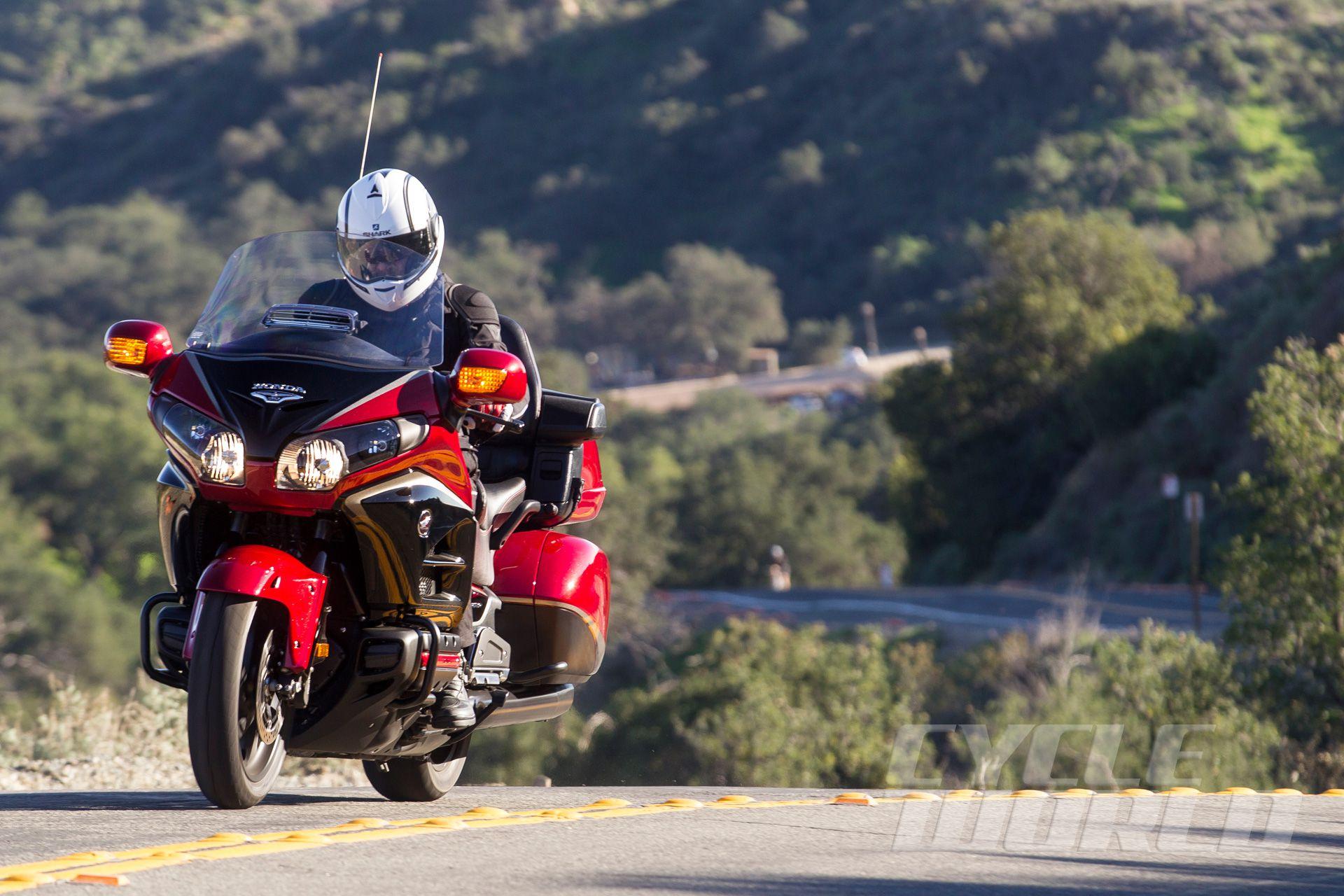 Honda Gold Wing- 40 Year History of Touring Motorcycles | Cycle World