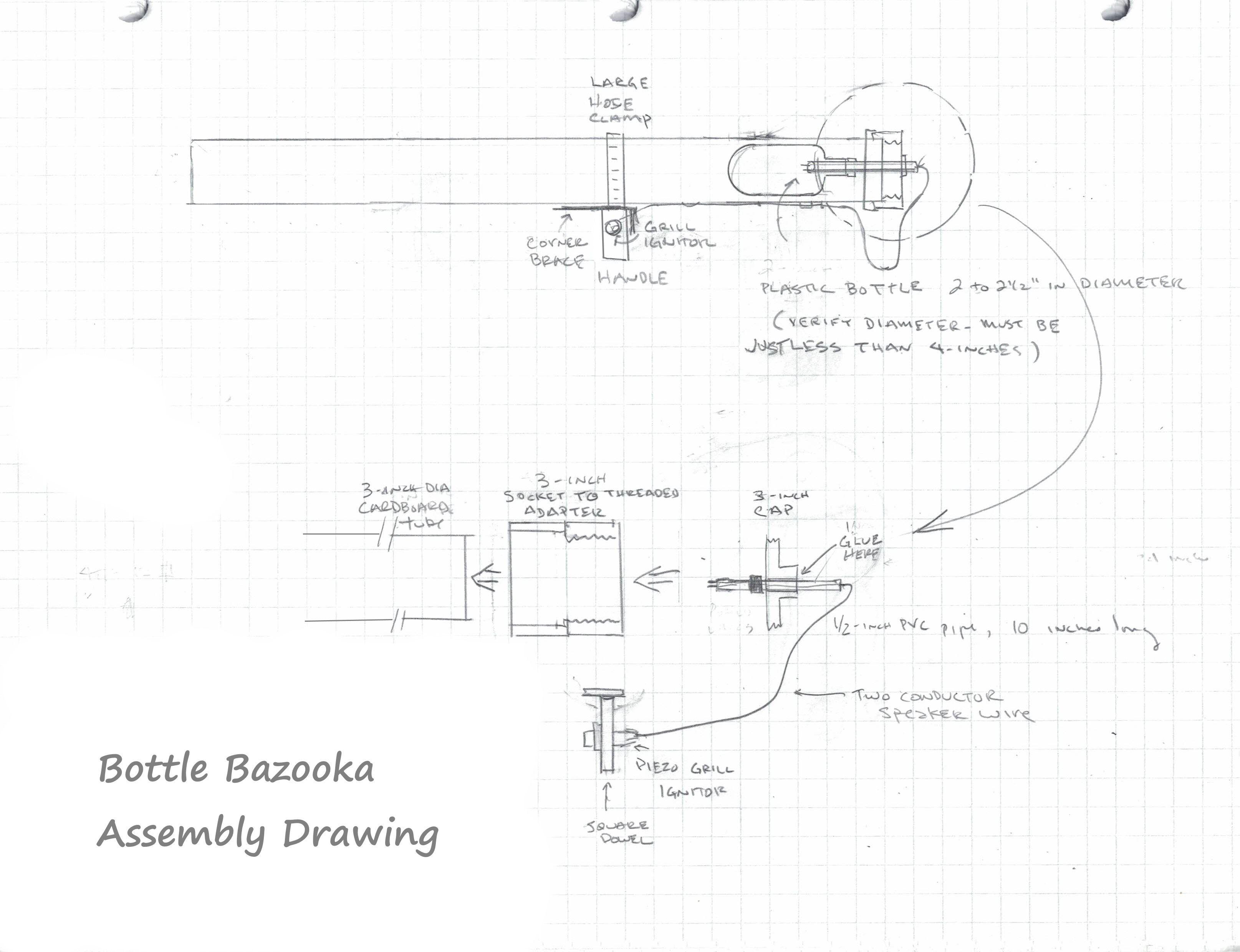 I Defend My Backyard With A Bottle Bazooka | Popular Science
