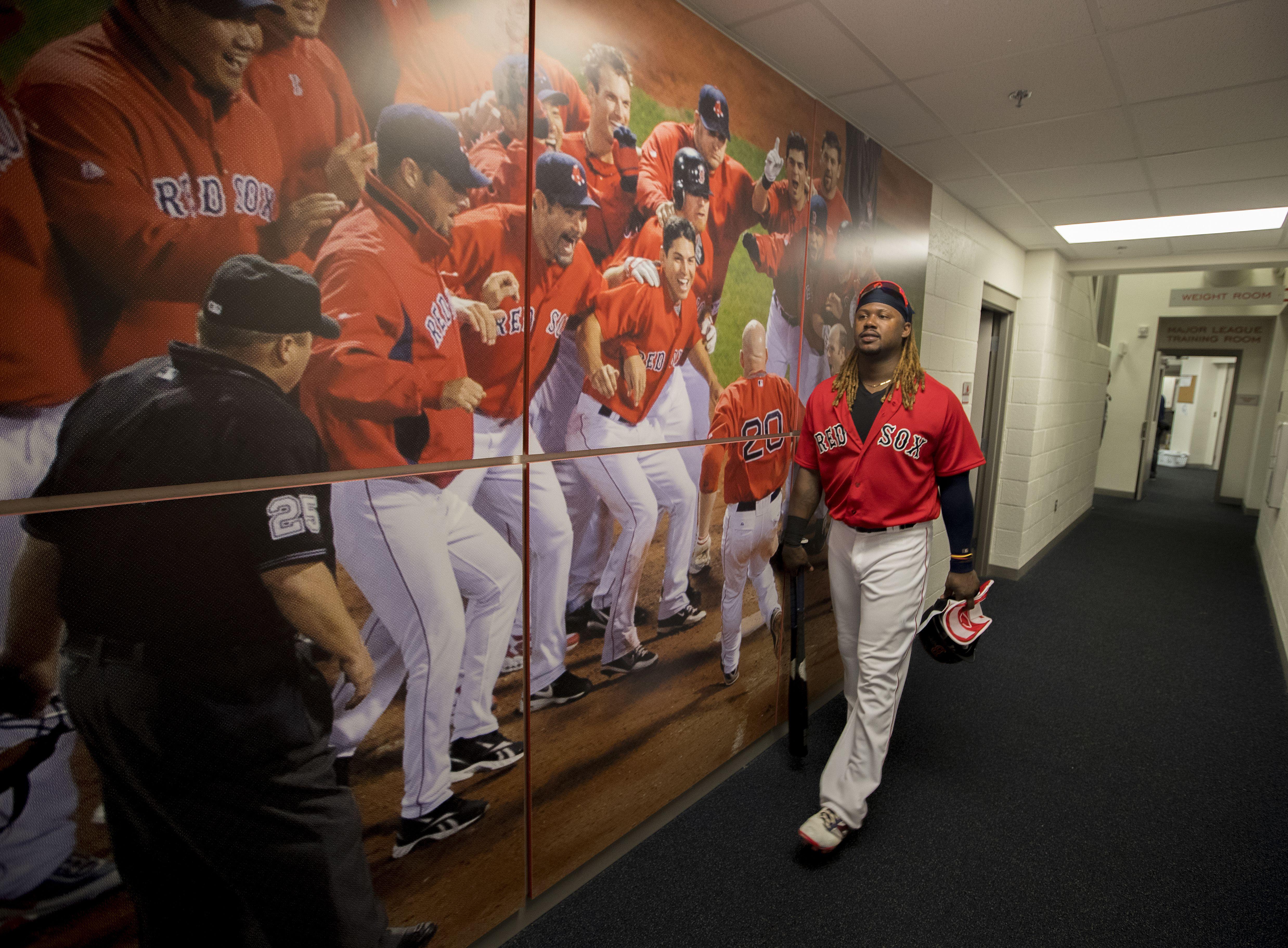 9a7773c29 Hanley Ramirez shifts into a new gear - The Boston Globe