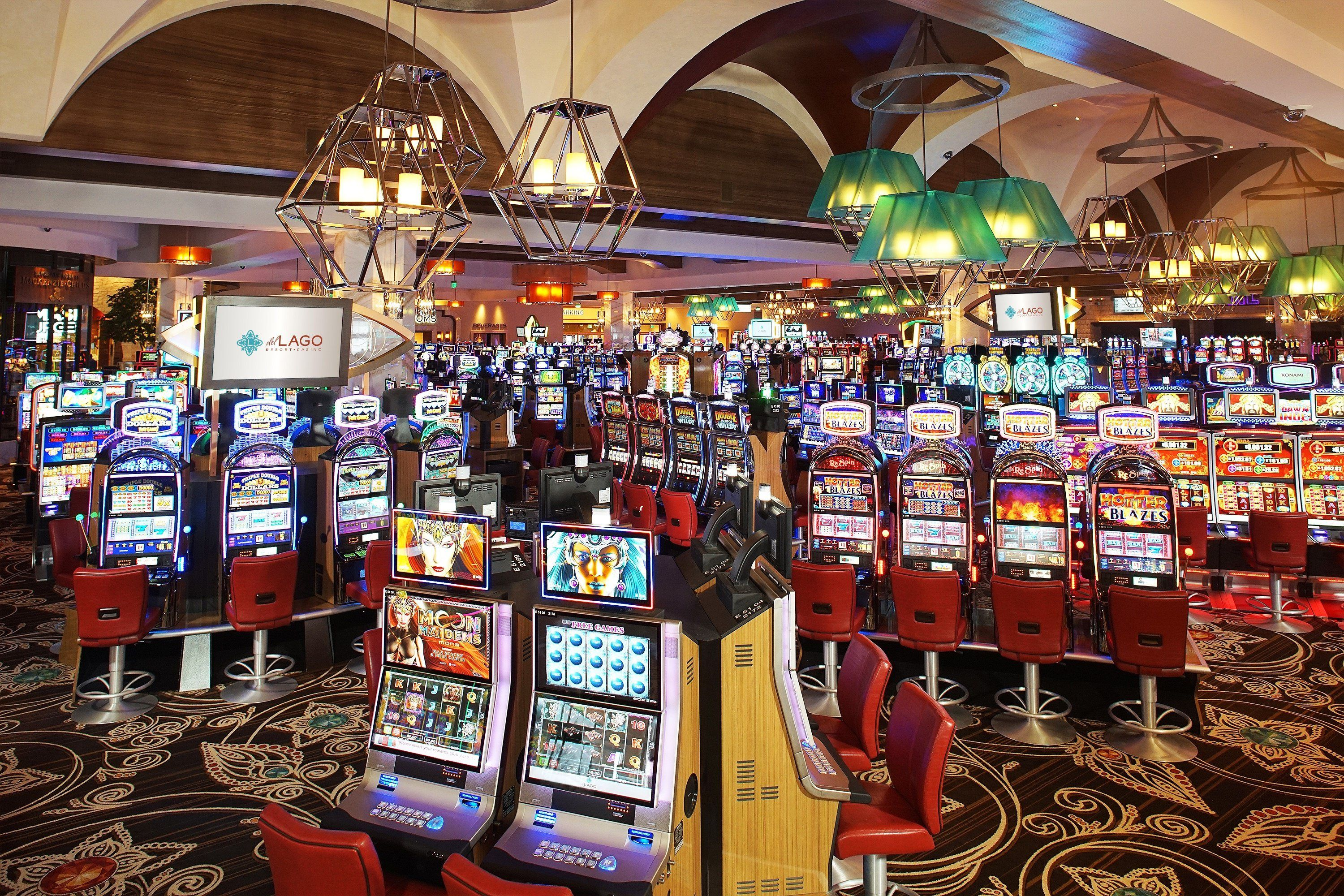 Del Lago Joins Other Upstate Casinos In Cutting Back On Slot