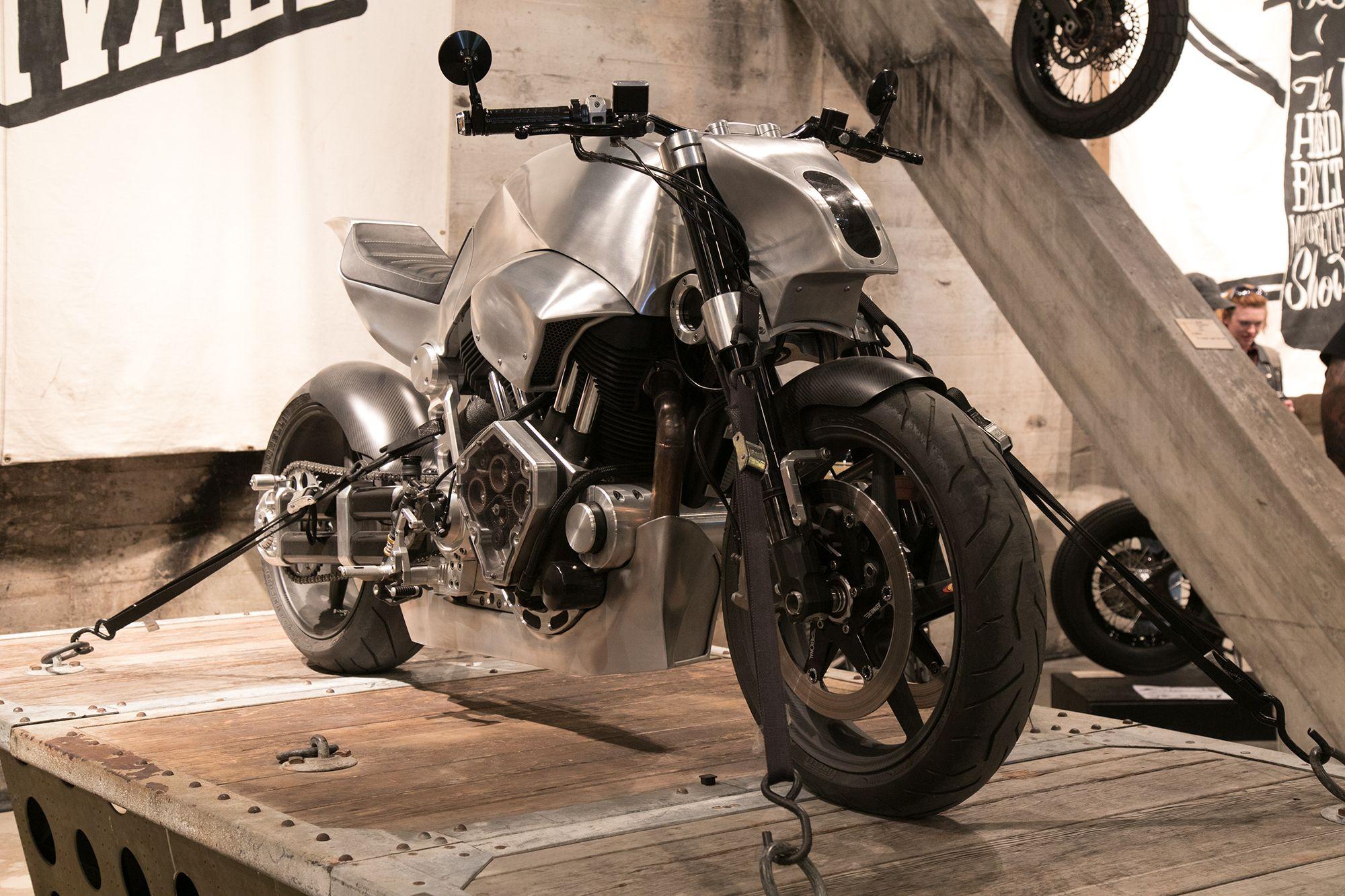 The Handbuilt Show Photo Gallery | Motorcyclist