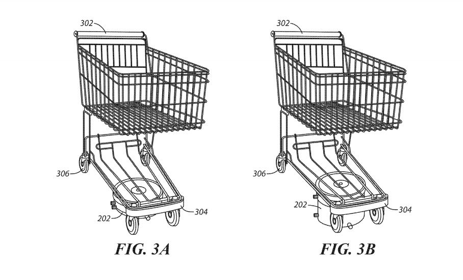 Walmart Patents Robot Carts For Better Shopping   Popular
