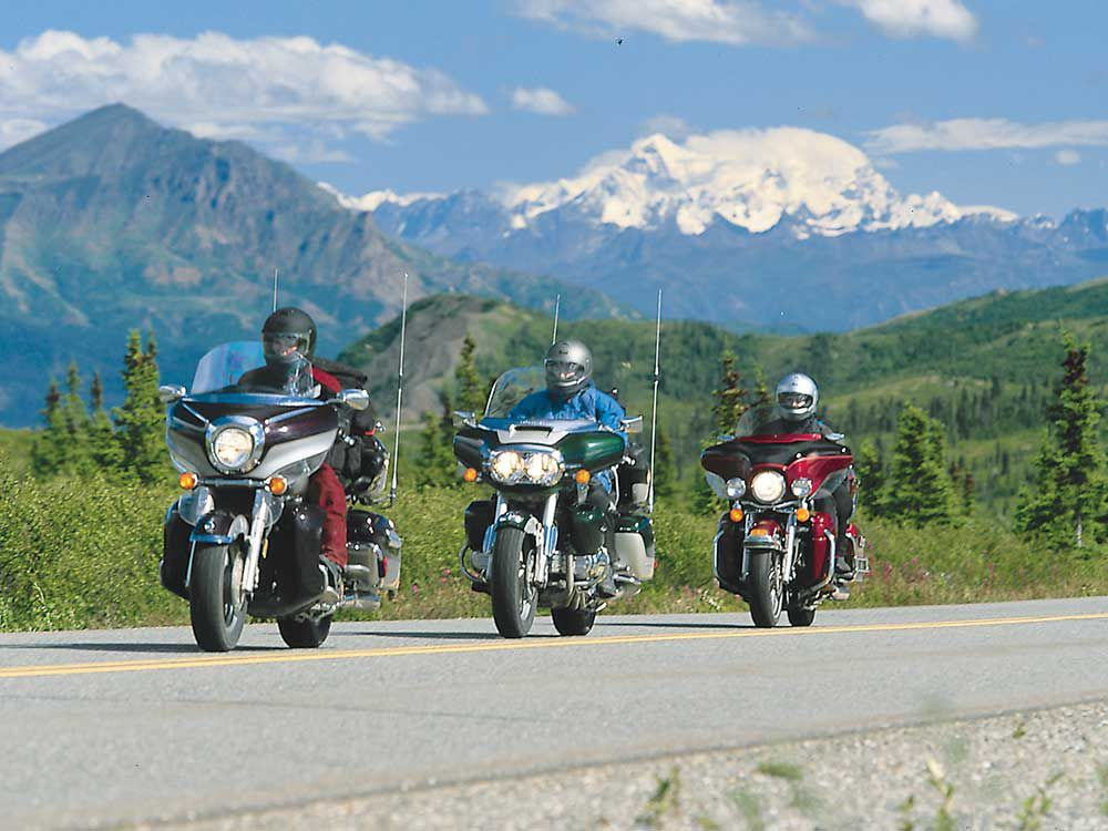Comparing The 2000 Harley-Davidson Ultra Classic Electra Glide