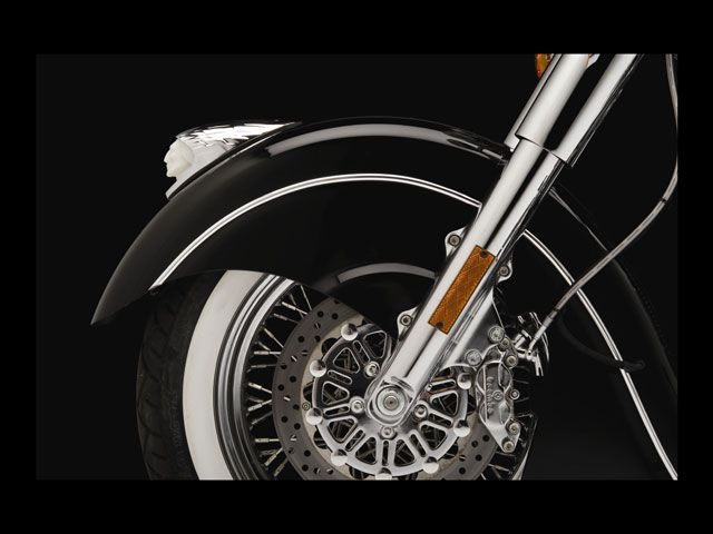 Indian's 2009 Models Are On Deck | Motorcycle Cruiser