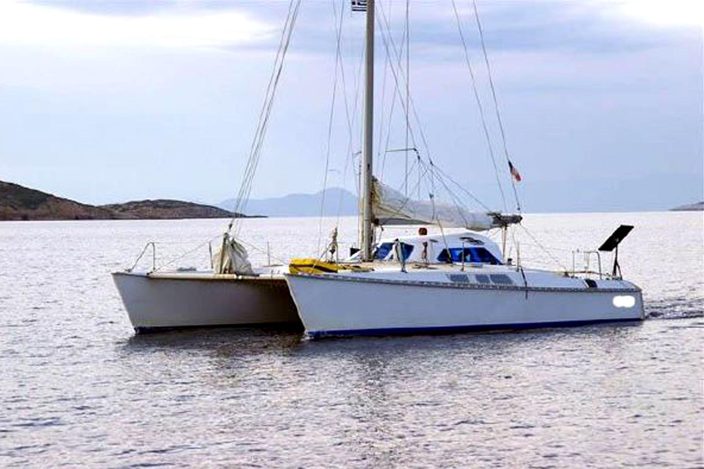 40 Best Sailing Catamarans and Trimarans, Cruising Catamarans