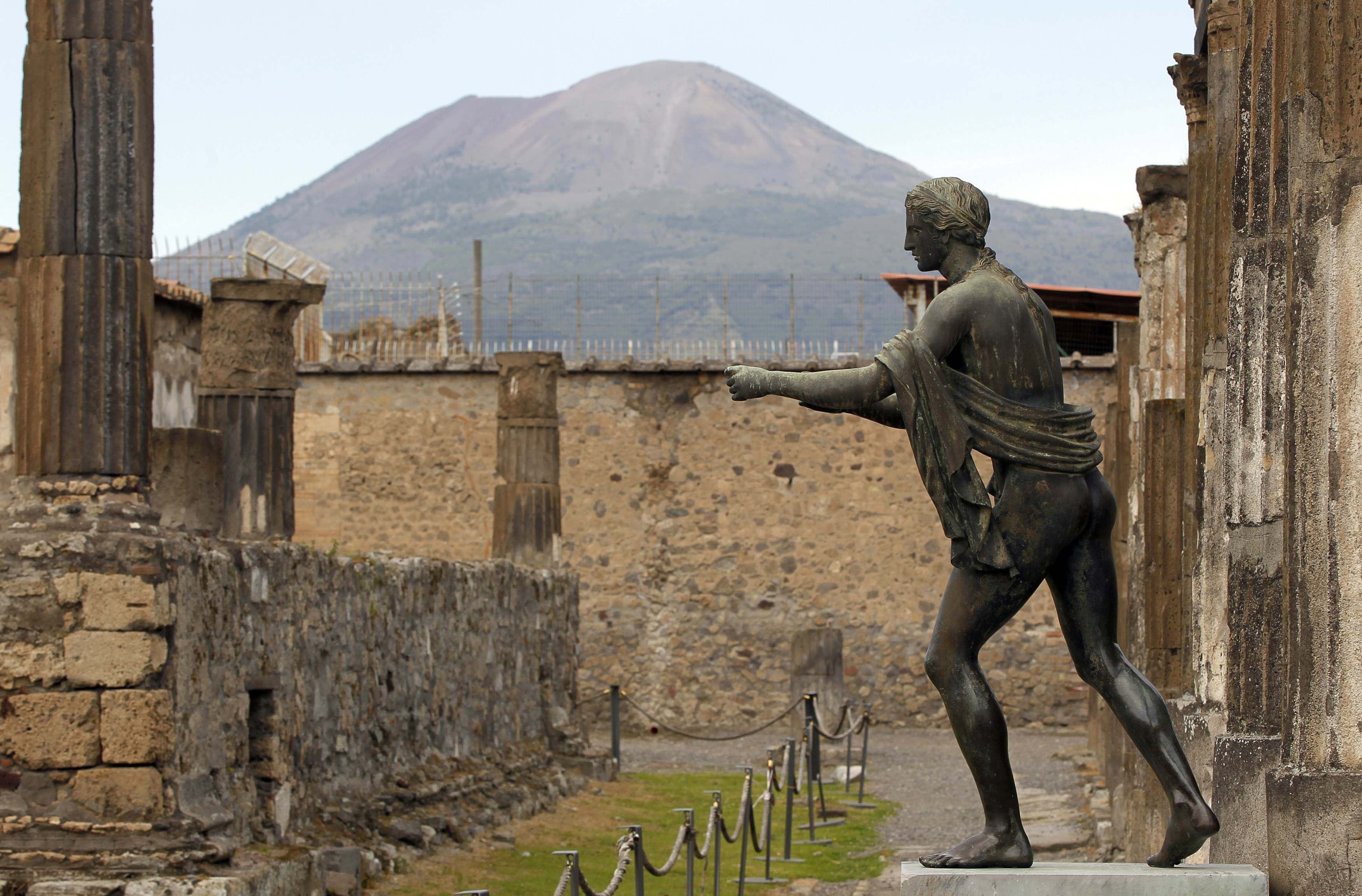 Pompeii is a tricky visit  Here's some help  - The Boston Globe