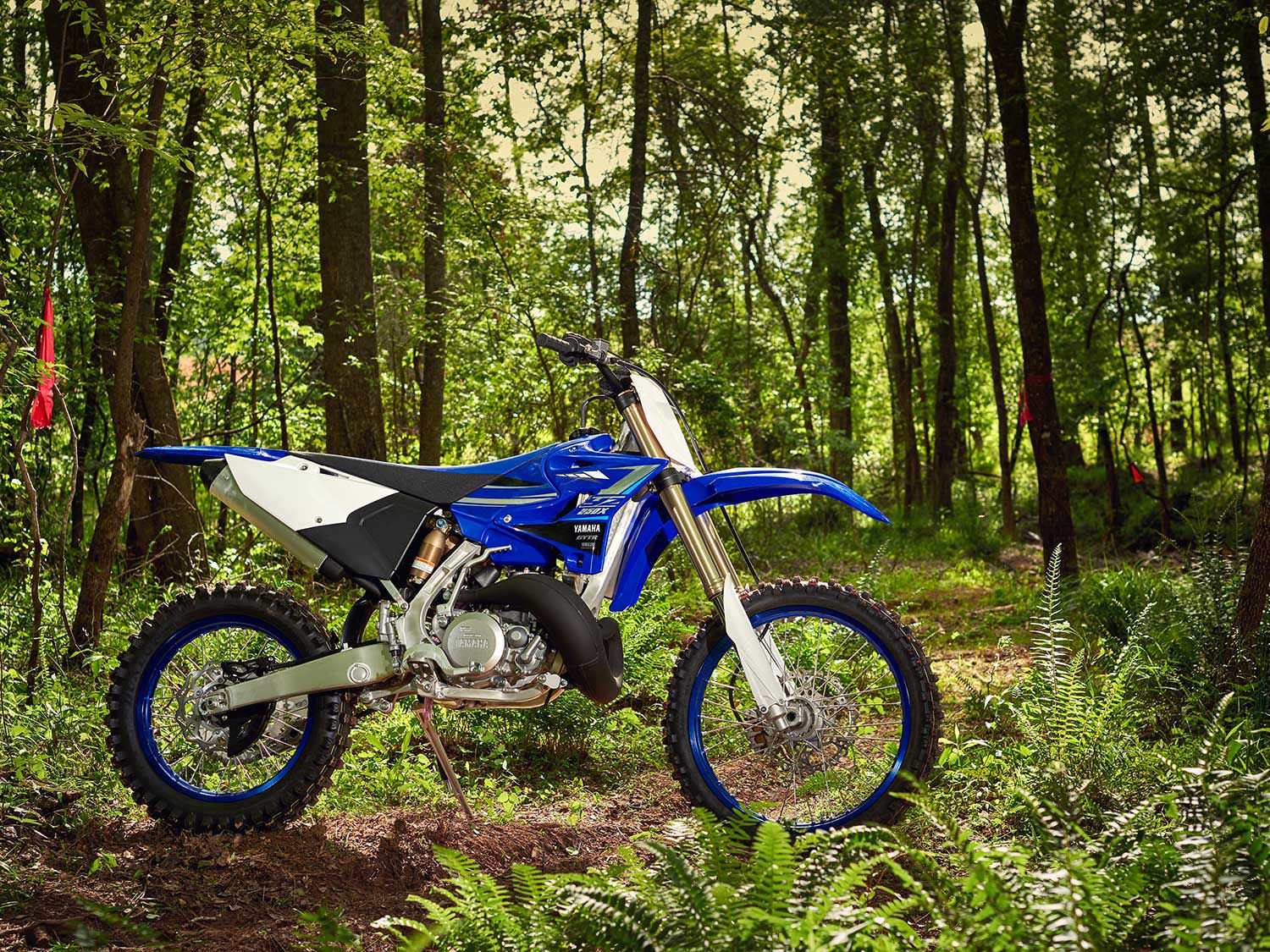 Yamaha's 2020 Cross-Country Models Unveiled | Dirt Rider