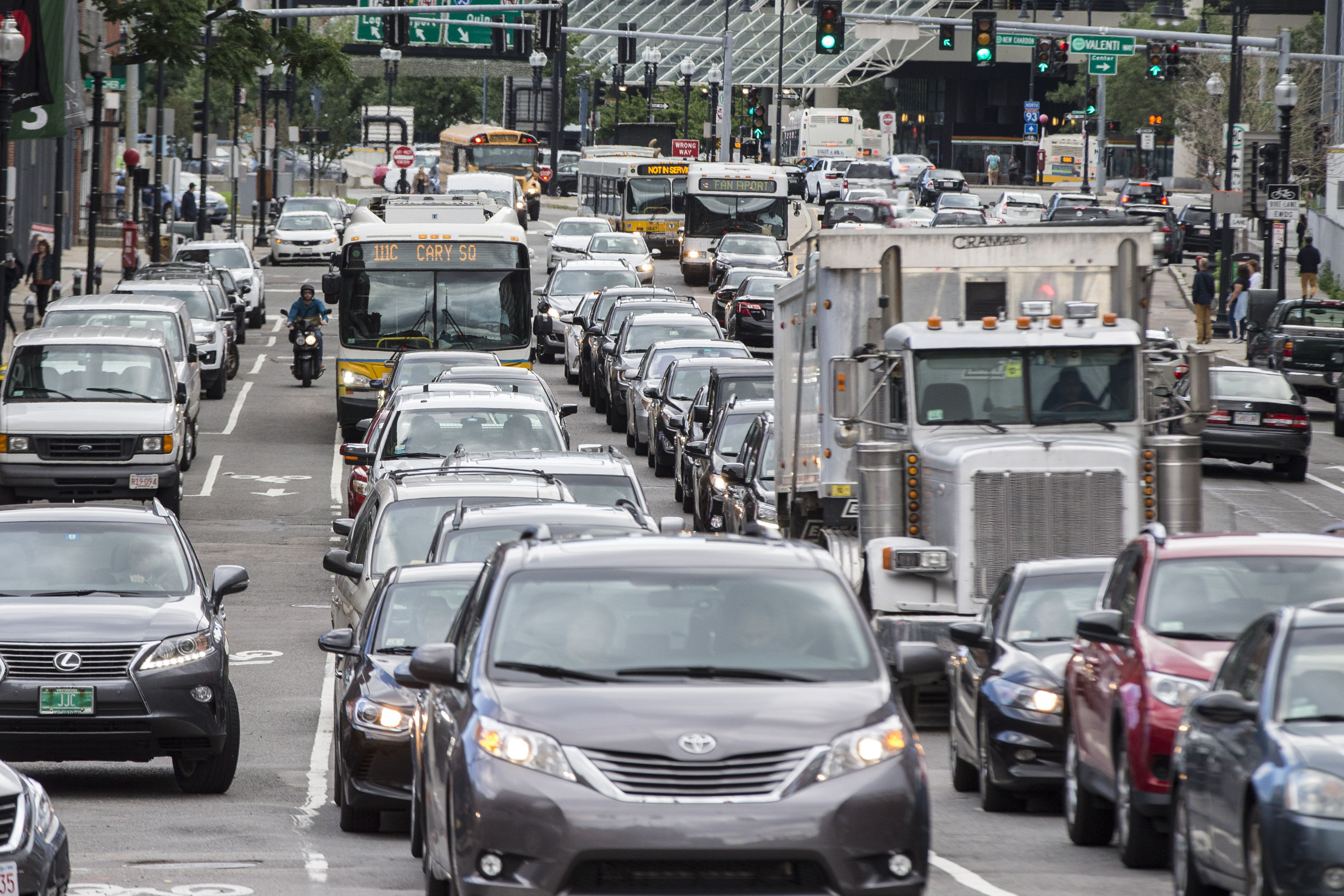 A Mass  native tries to stop driving like one - The Boston Globe
