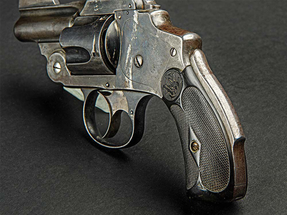 smith and wesson .38 special snub nose serial numbers