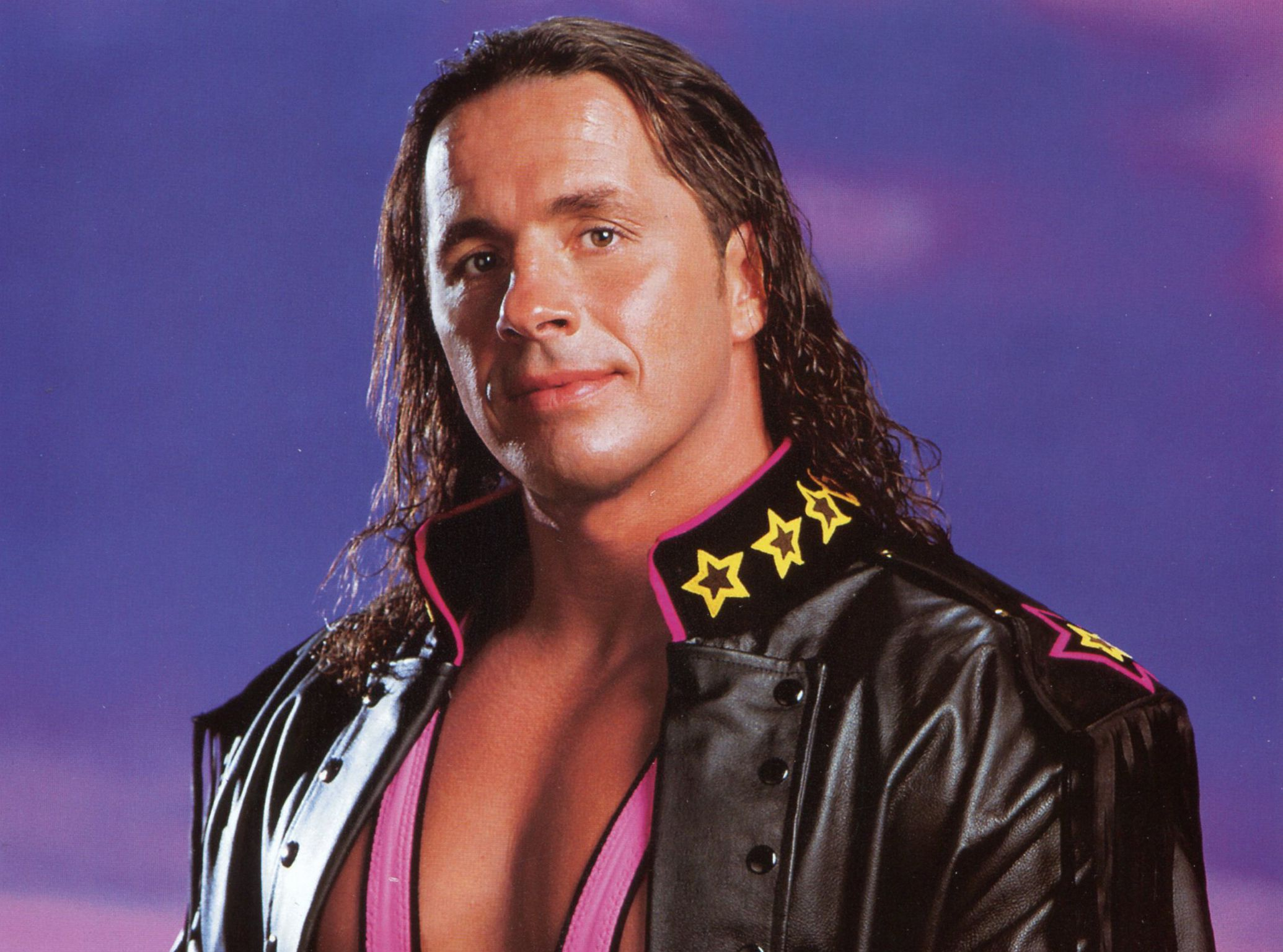 Bret The Hitman Hart Attacked By Spectator At Wwe Hall Of Fame Induction Video Masslive Com