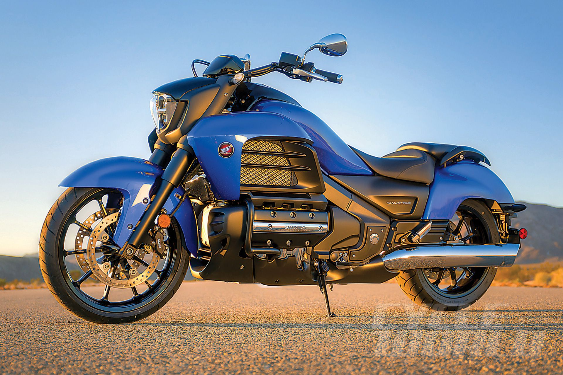 2014 Honda Valkyrie First Look Review Specs Photos Cycle World