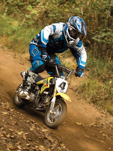 2008 Suzuki Dr Z70 Dirt Rider Magazine Dirt Rider