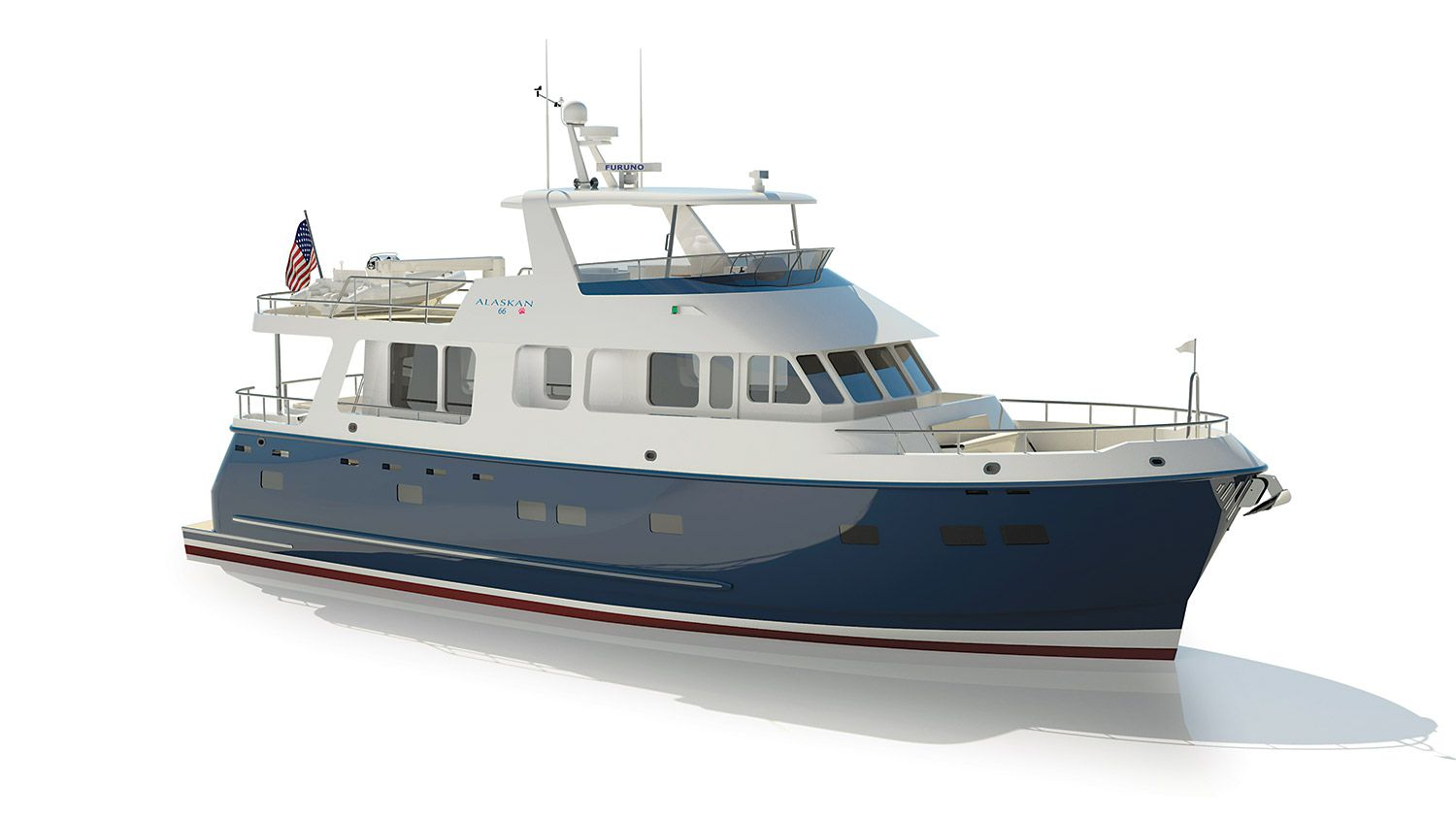 Traveling Trawlers | Yachting