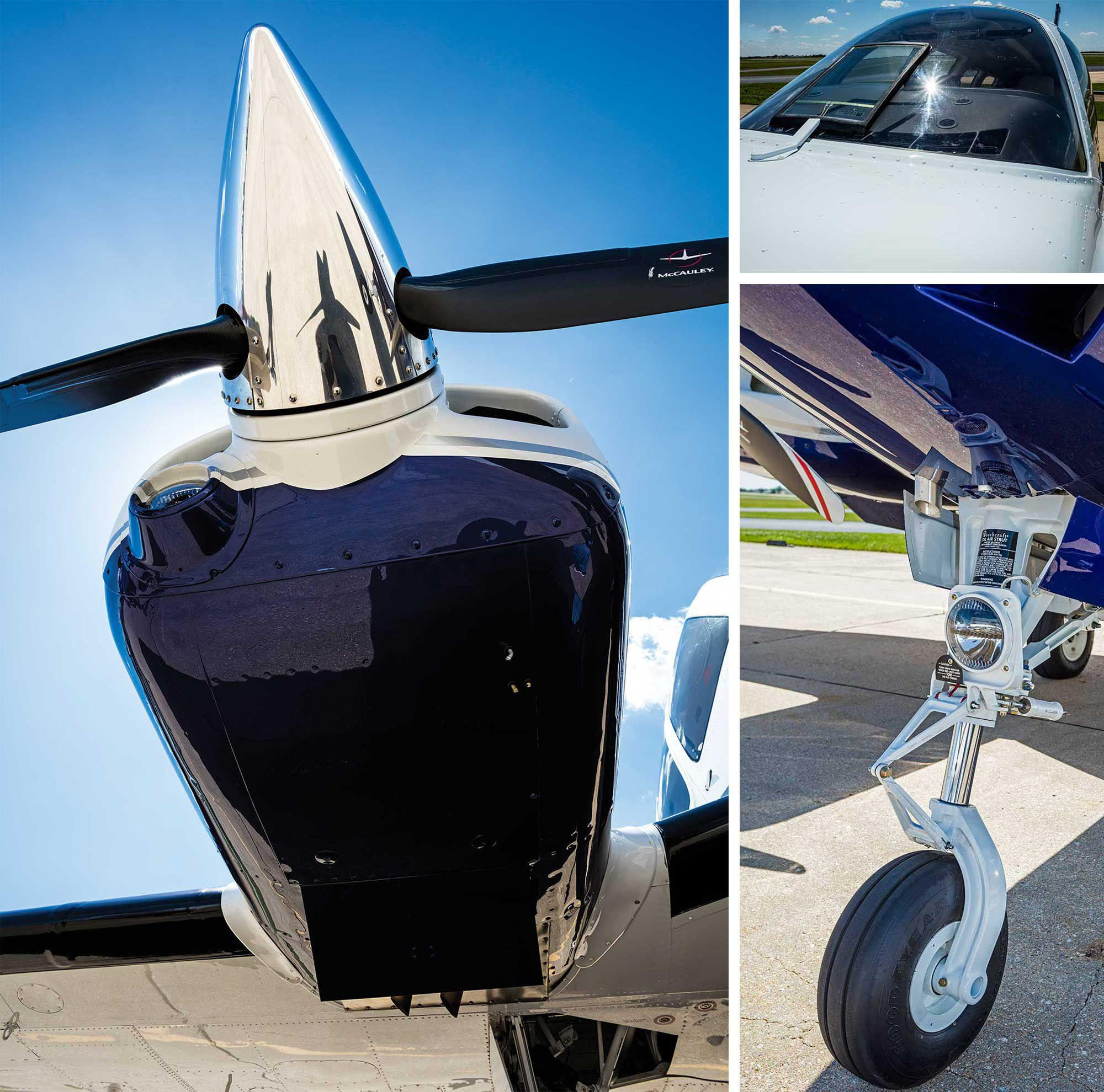 What It's Like to Fly the Beechcraft Baron G58 | Flying