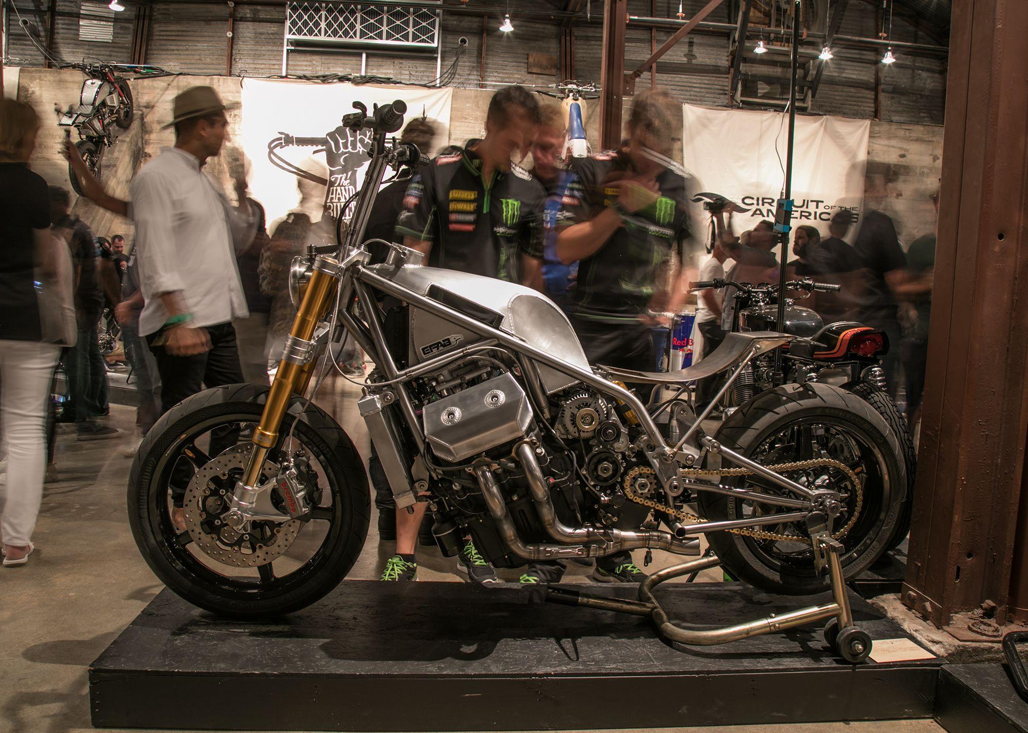 The Handbuilt Show Photo Gallery   Motorcyclist