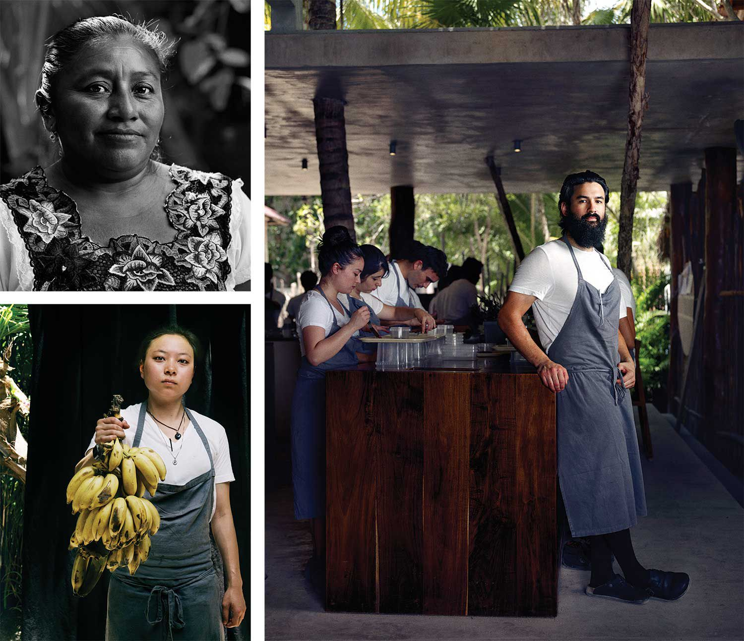Meet The People Behind Rene Redzepi S Noma Pop Up In Tulum Saveur