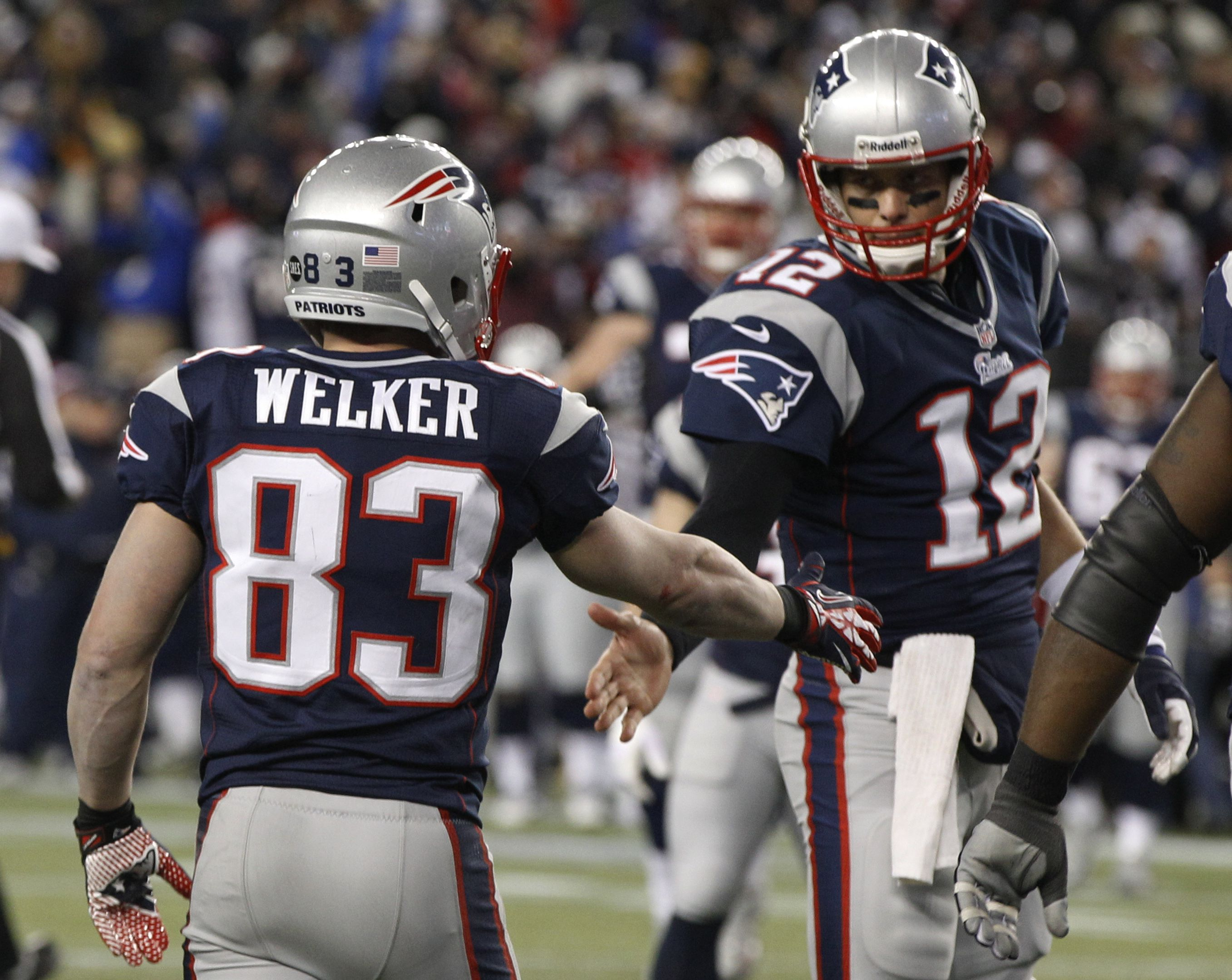 8dd7b628 The costly departure of Patriots receiver Wes Welker - The Boston Globe
