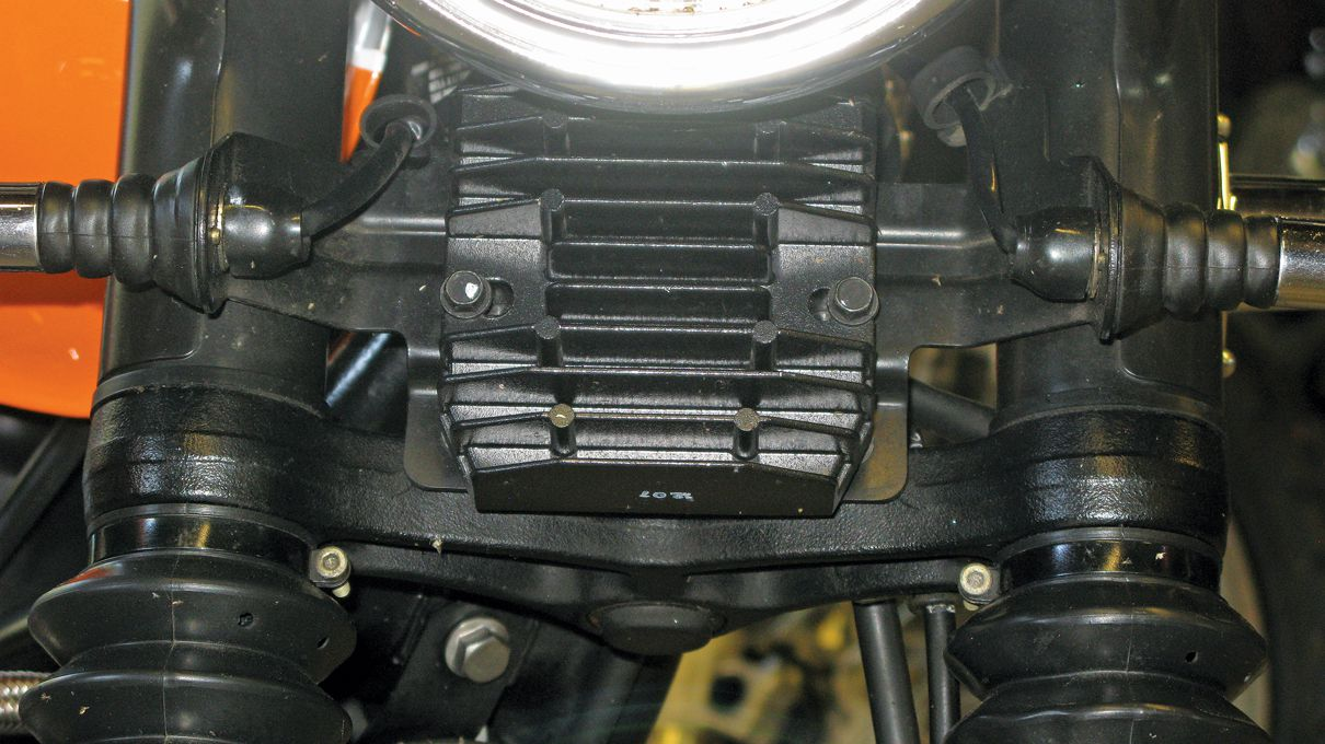 Motorcycle Alternator and Charging System | Motorcycle Cruiser