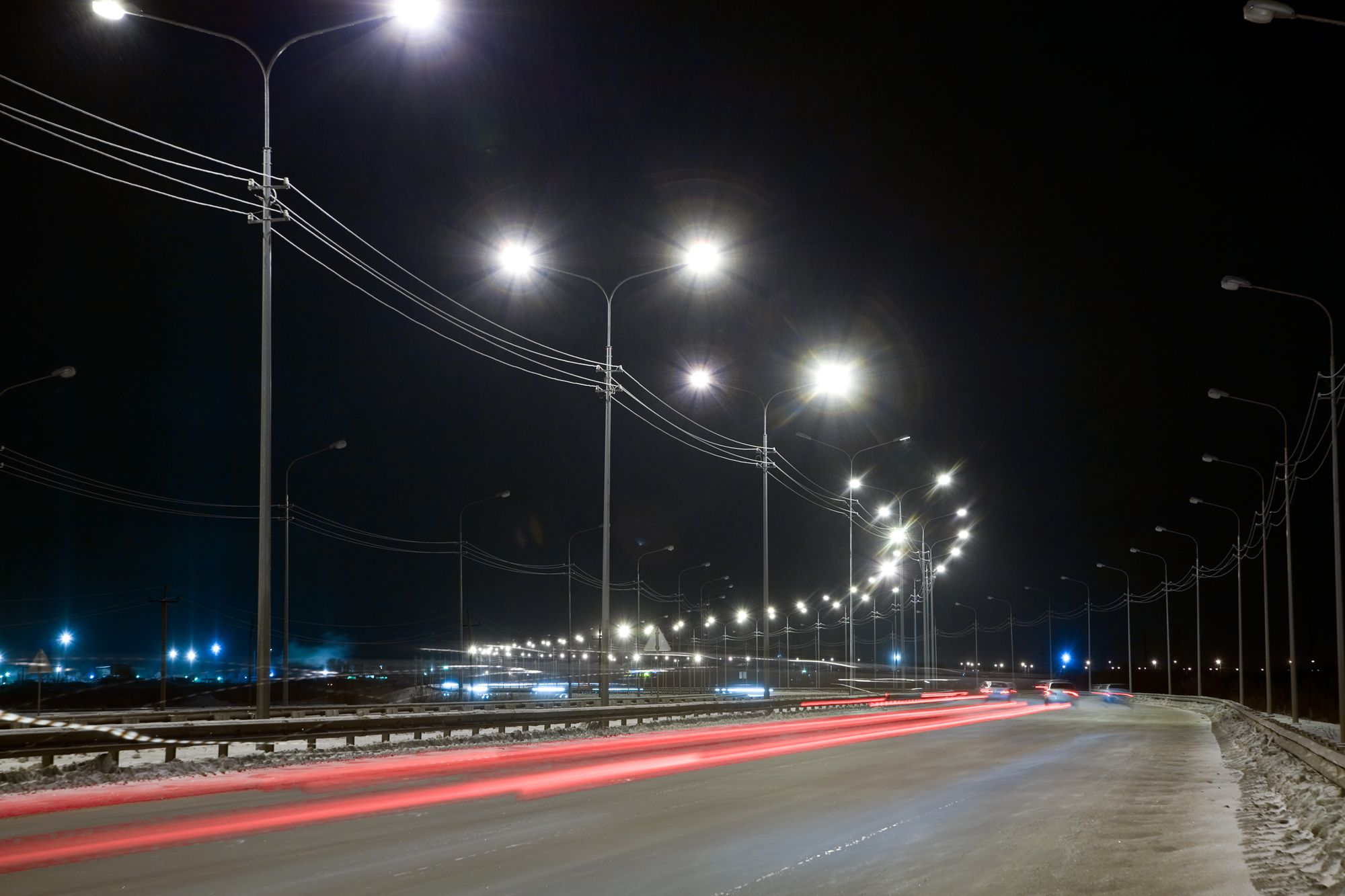 Our Street Lighting Doesn T Need To Be This Bad Popular Science