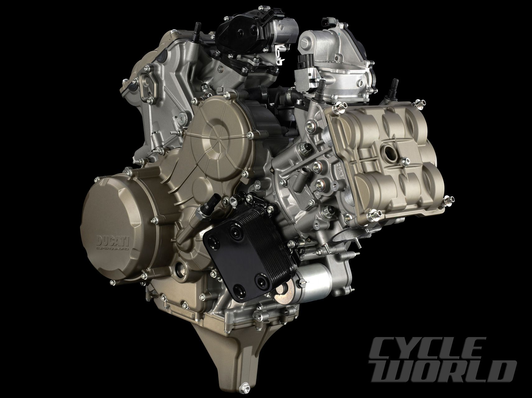 Motorcycle V-Twin Engine Tech Insights | Cycle World